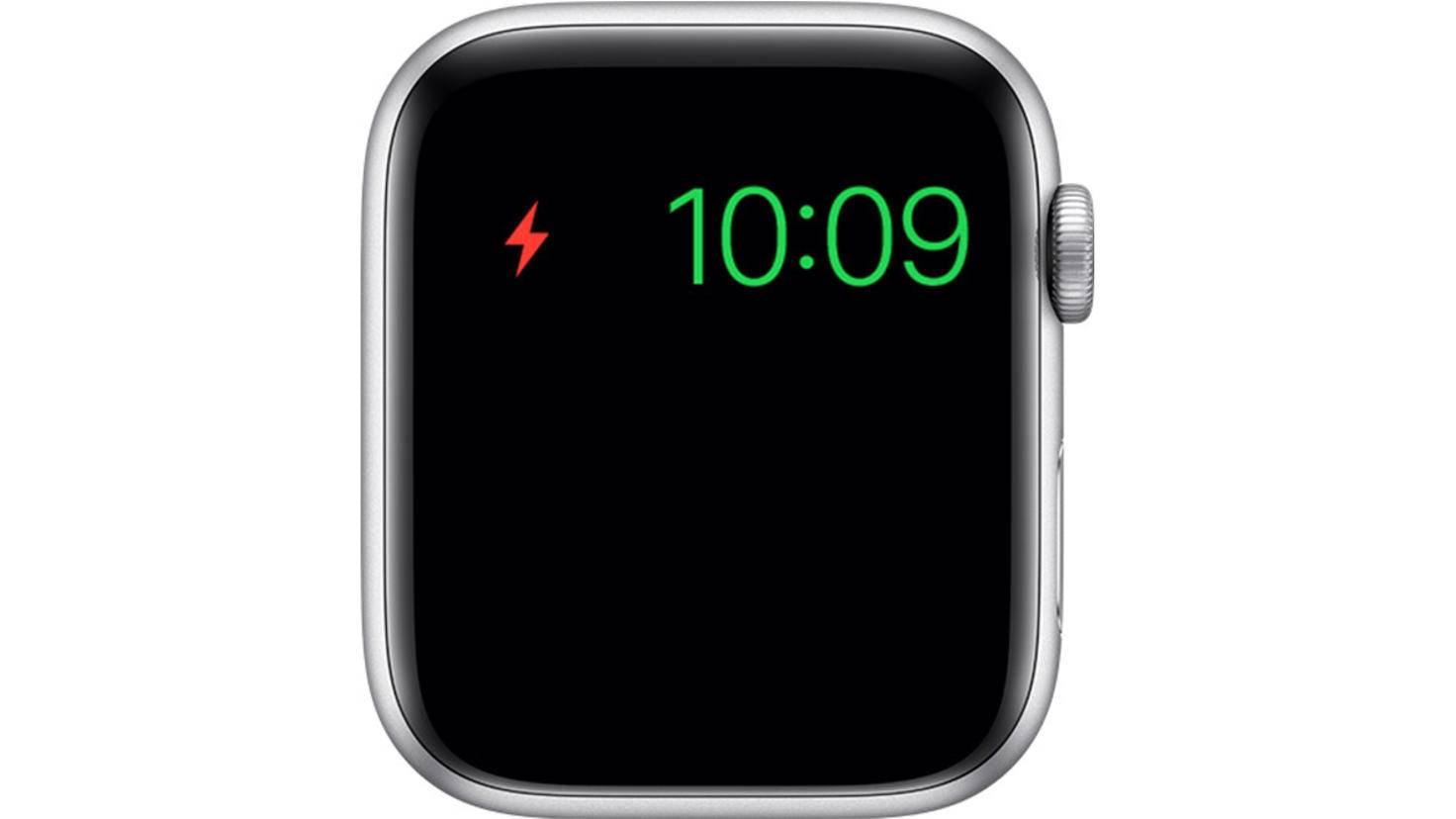 Apple Watch Gangreserve