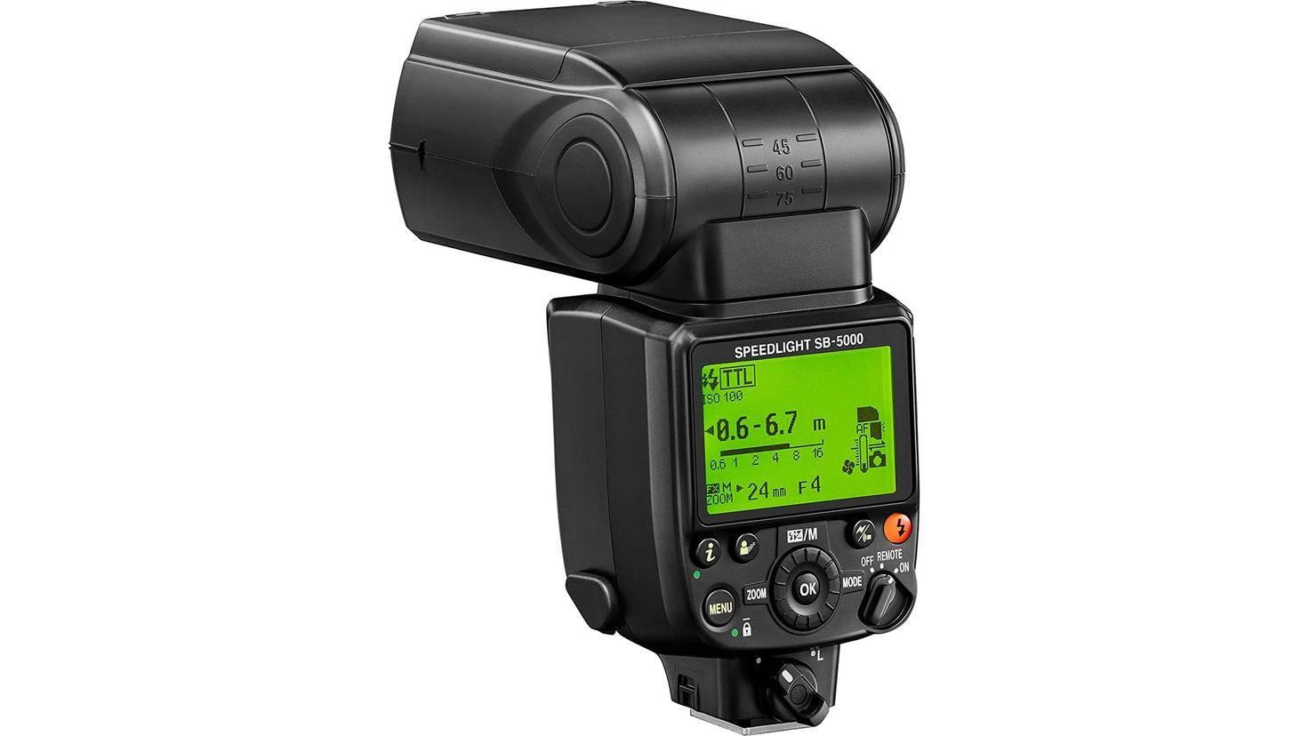 Nikon-SB-5000-blitz