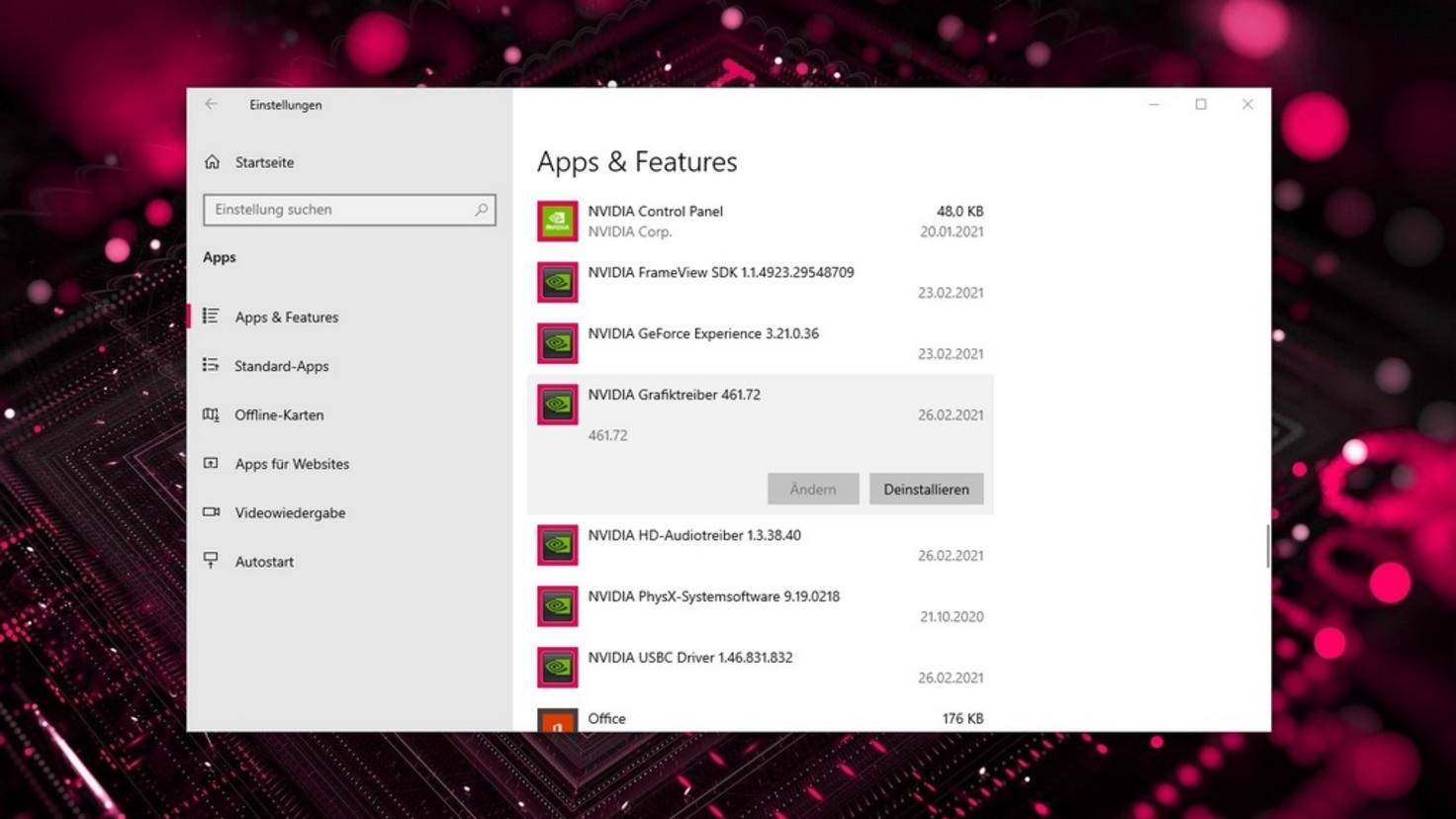 Windows-10-Grafik-Treiber-deinstallieren