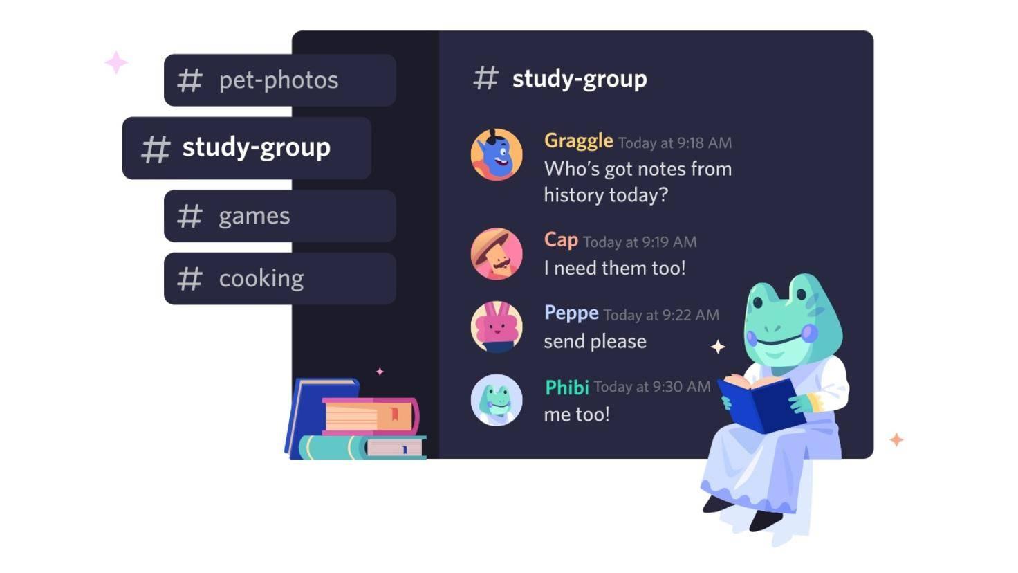 discord-chatgruppen