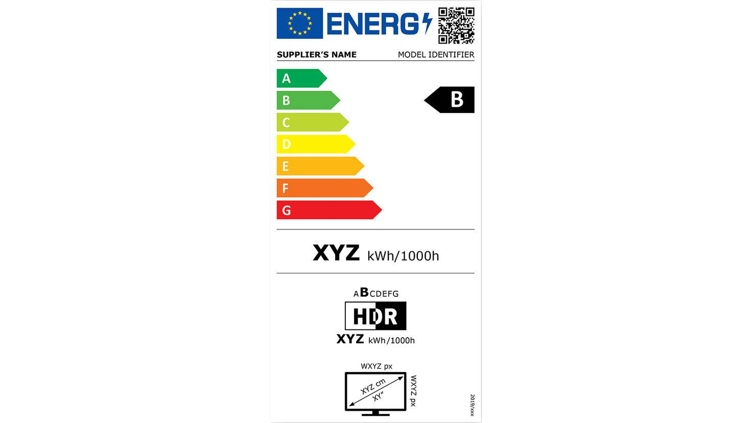 energielabel-tv