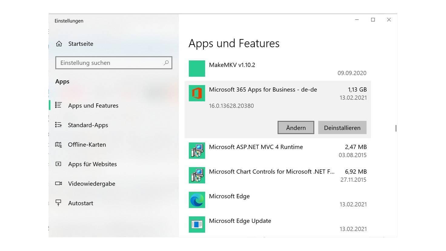 office-reparieren-apps-features
