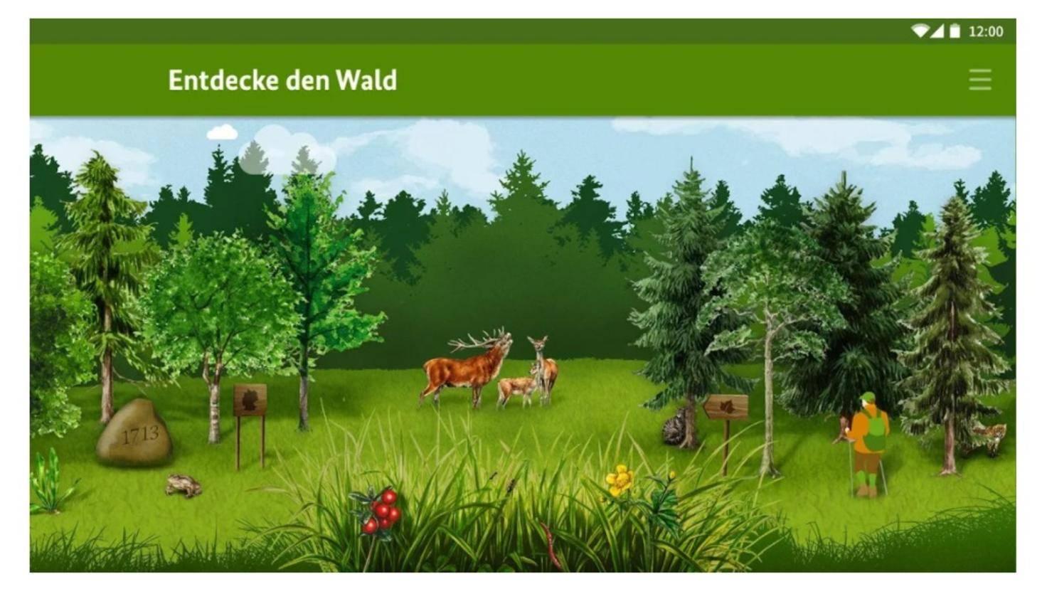 waldfibel-app