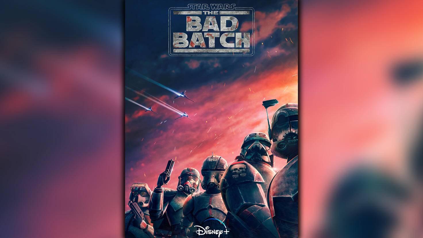 The Bad Batch Plakat