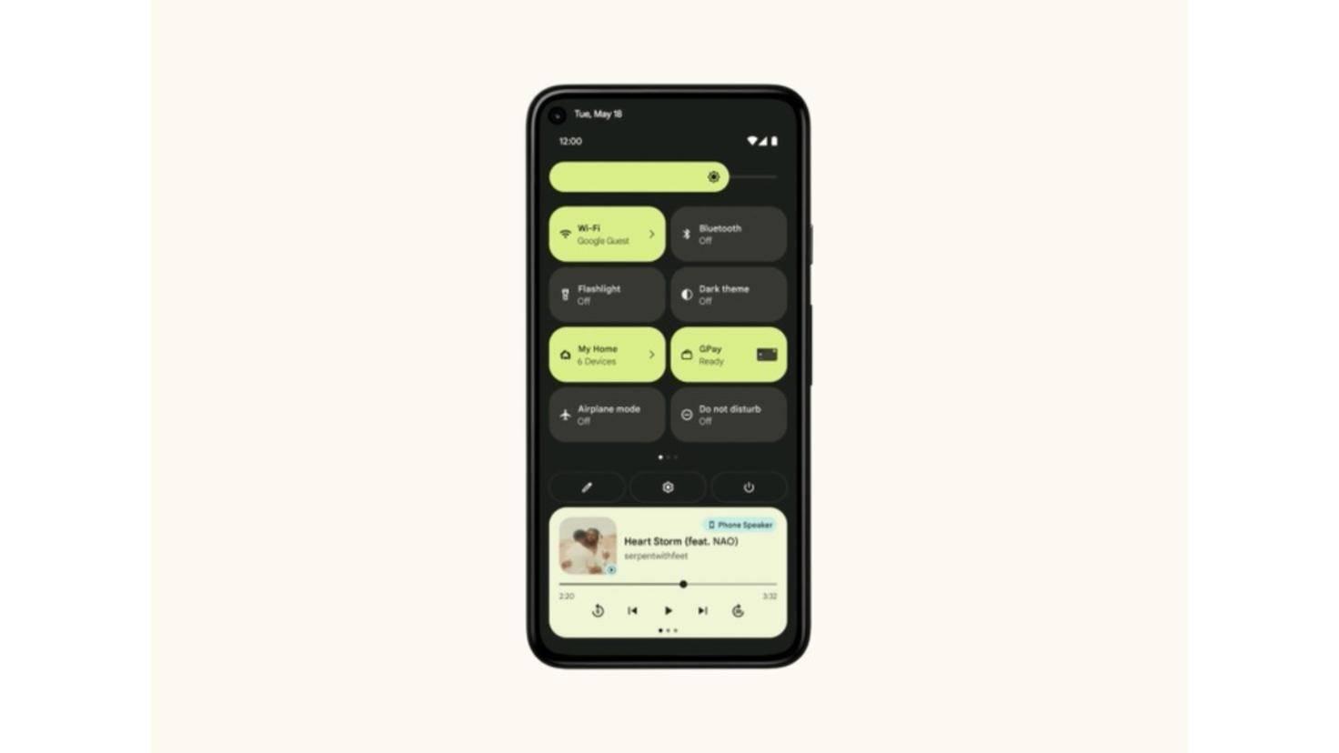 android-12-benachrichtigungen-schnelleinstellungen