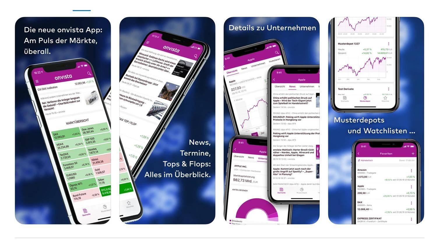 onvista-app