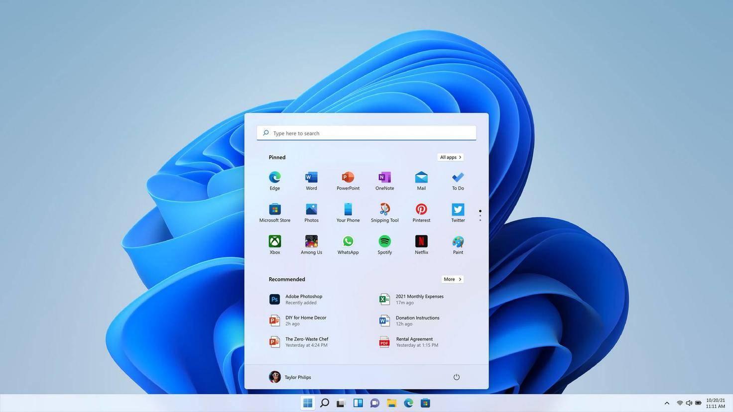 Windows-11-Start