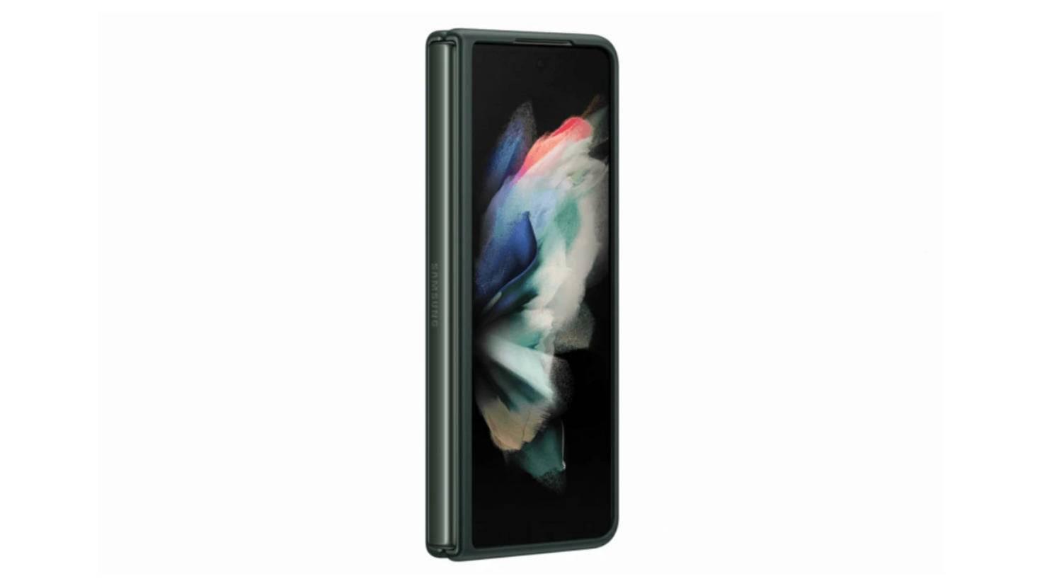 Galaxy-Z-Fold-3 piegato