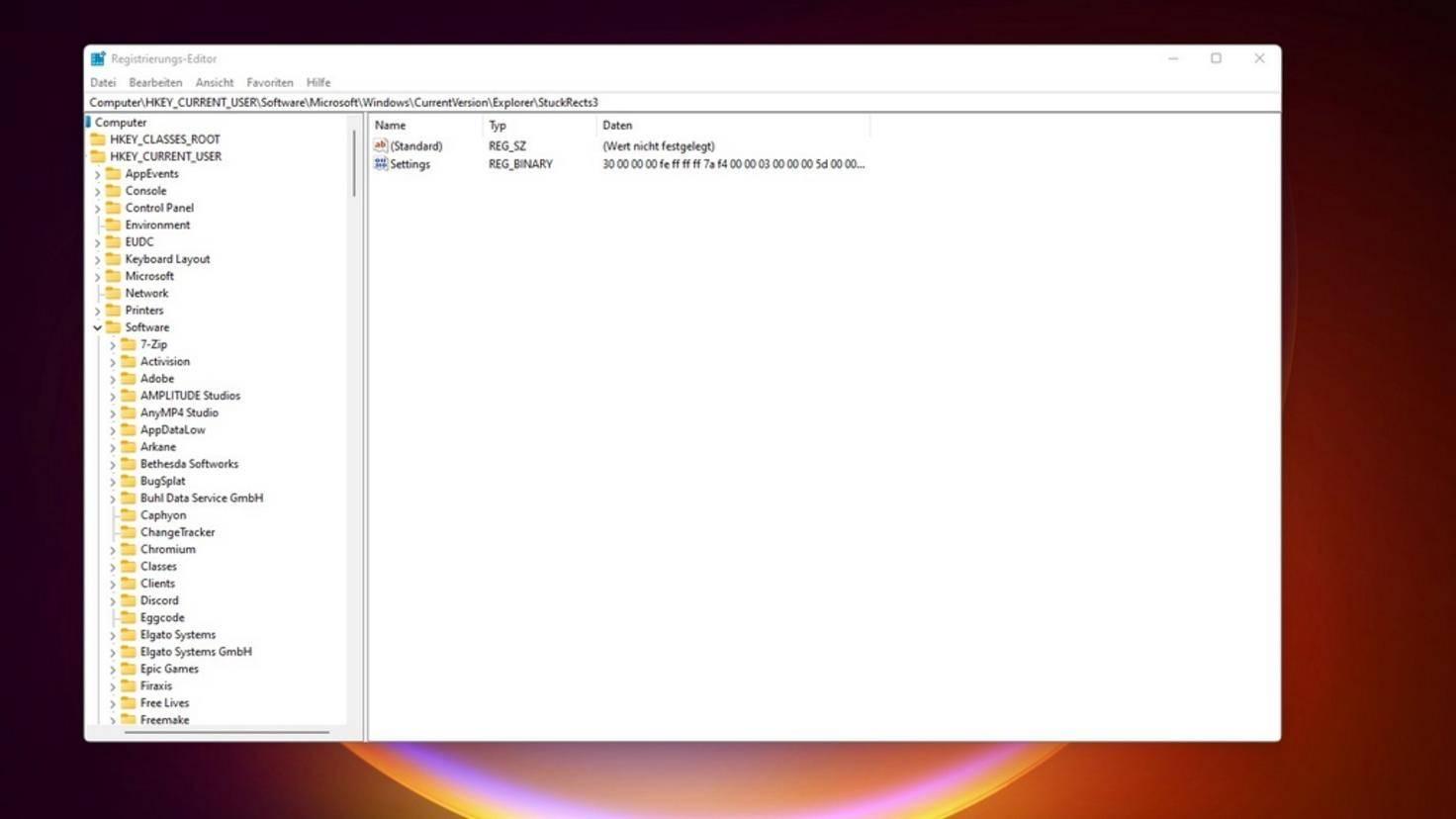 Registrierungs-Editor-Windows-11