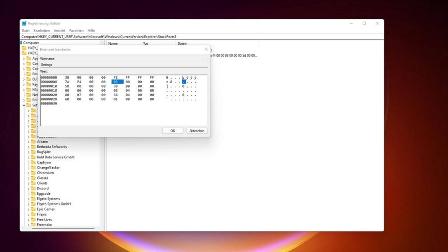 Taskleiste-oben-Windows-11