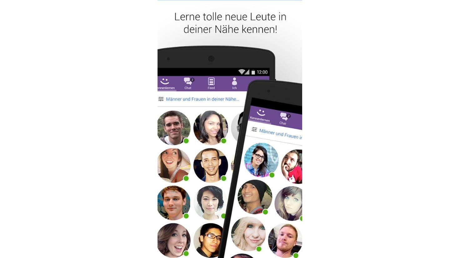 Nette Leute kennenlernen: Empfehlenswerte Apps für Freundschaften - CHIP