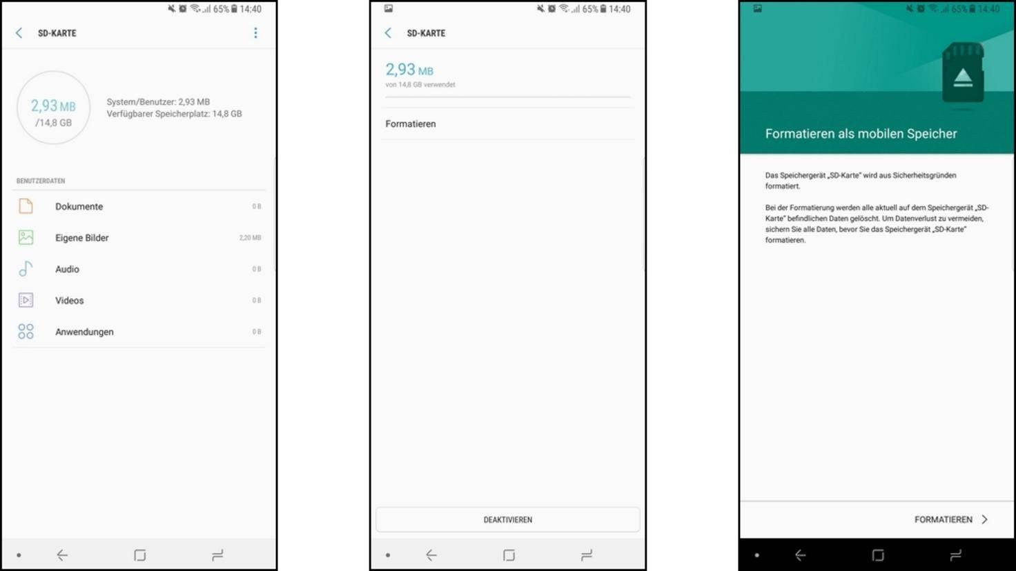 Android Apps Auf Sd Karte Verschieben Geht Nicht.Apps Auf Sd Karte Verschieben So Geht S Auf Galaxy S8 Note 8