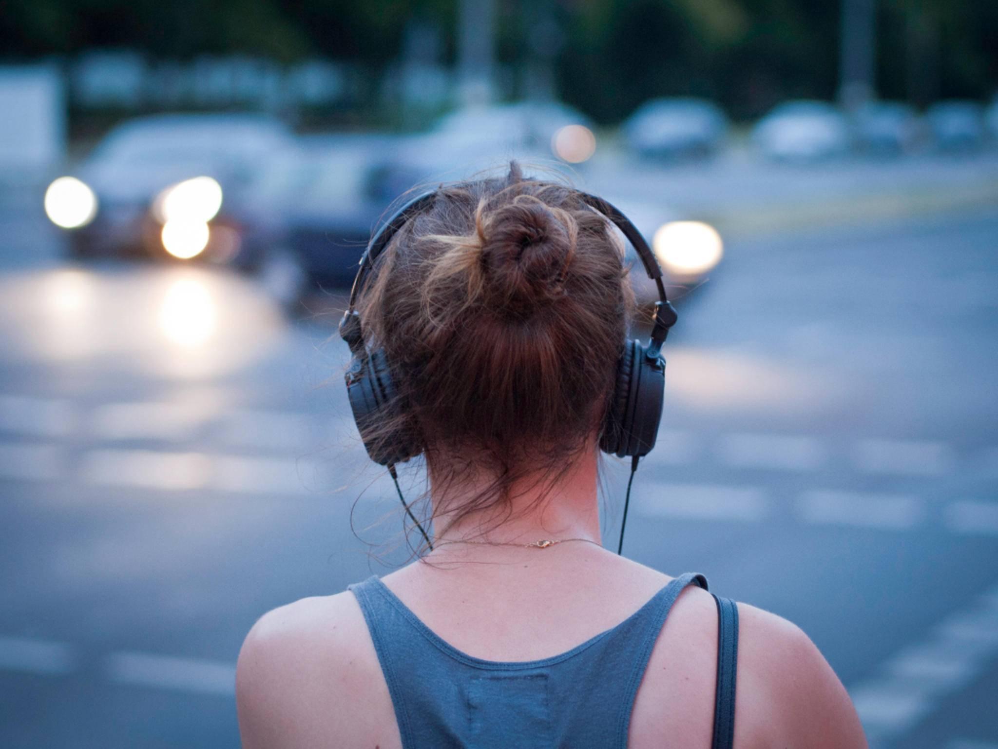 Bügelkopfhörer haben einen besseren Sound als In-Ear-Headphones.