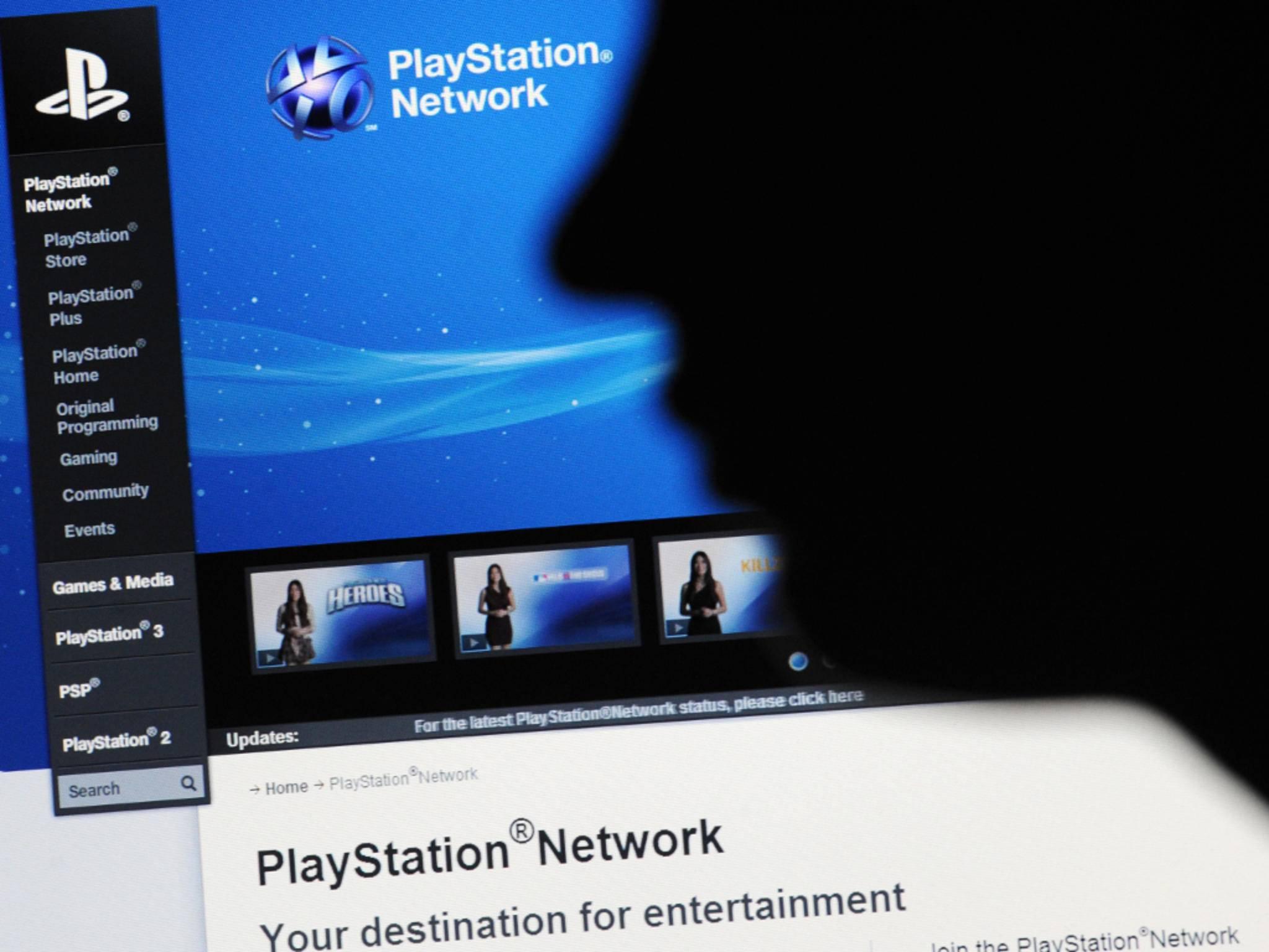 In Sonys PlayStation Network kannst Du dich mit wenigen Schritten anmelden.