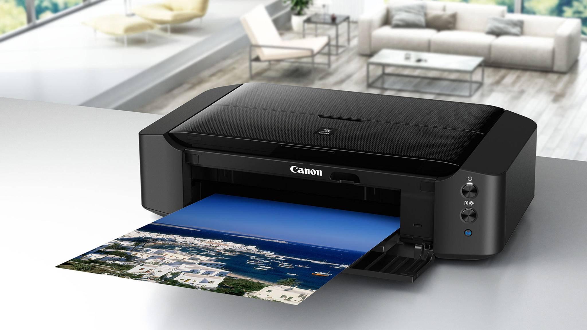 """In der Regel kann ein als """"offline"""" angezeigter Drucker schnell wieder verwendet werden."""