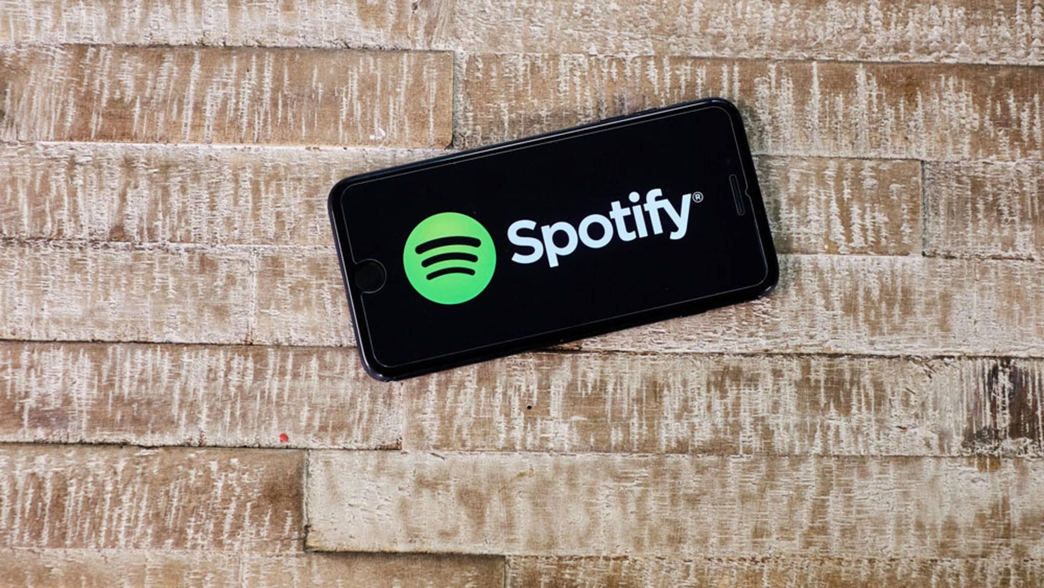 Musik von Spotify lässt sich auch auf Sonos-Lautsprecher streamen.