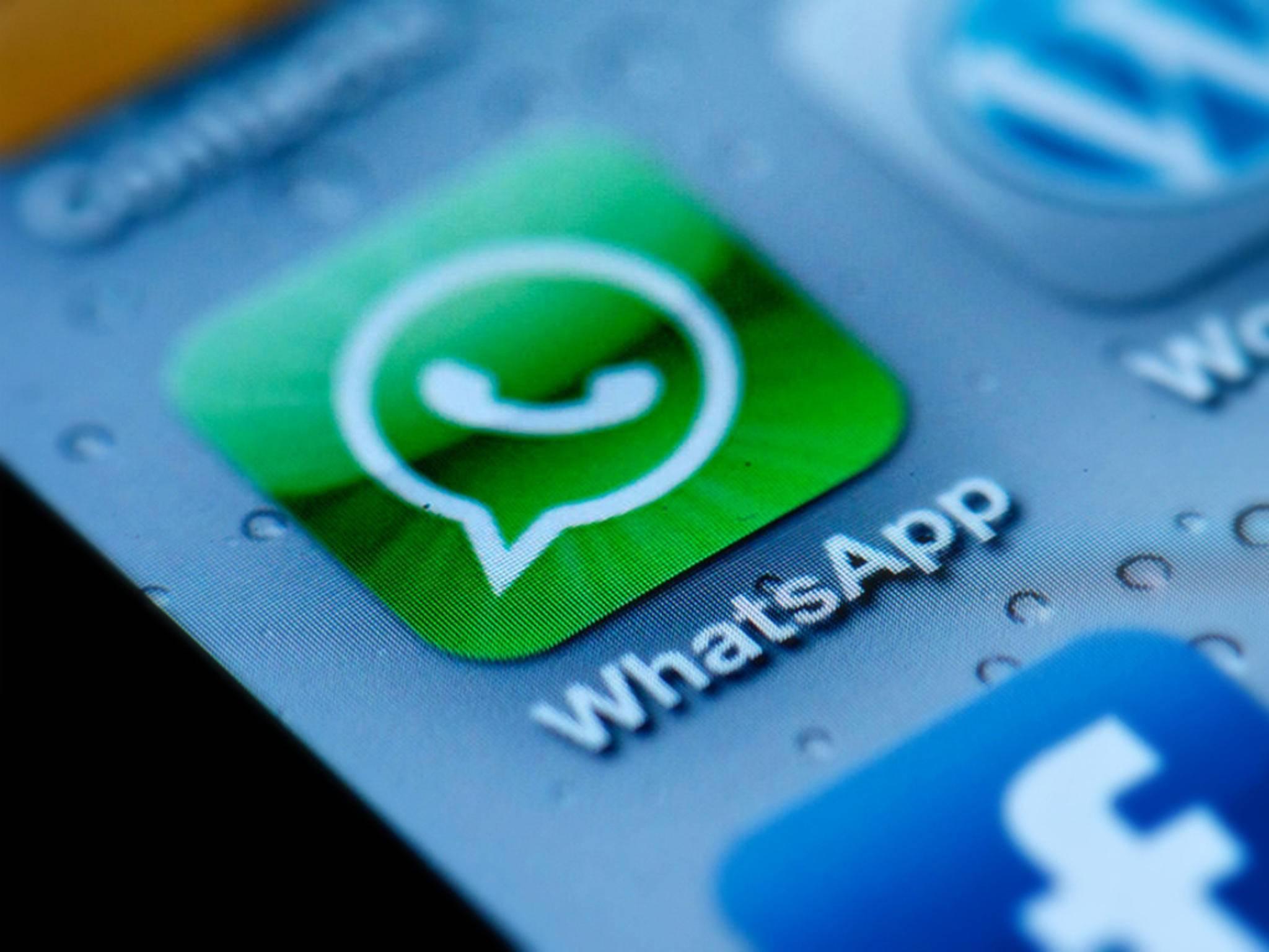 WhatsApp wird offenbar in Facebook integriert.