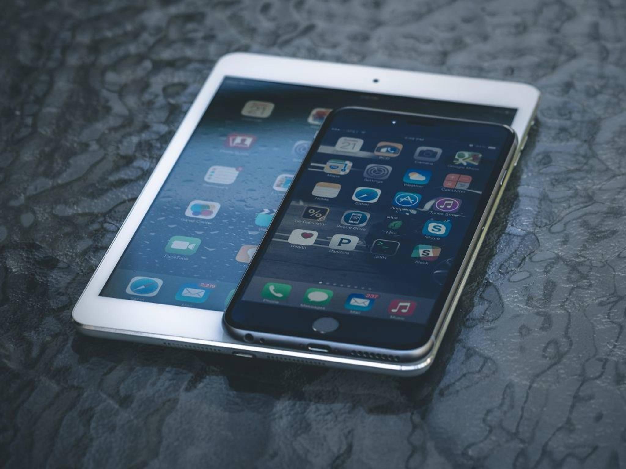 Neue Zahlen belegen: Das iPhone 6 liegt in der Gunst der Nutzer vor dem iPad.