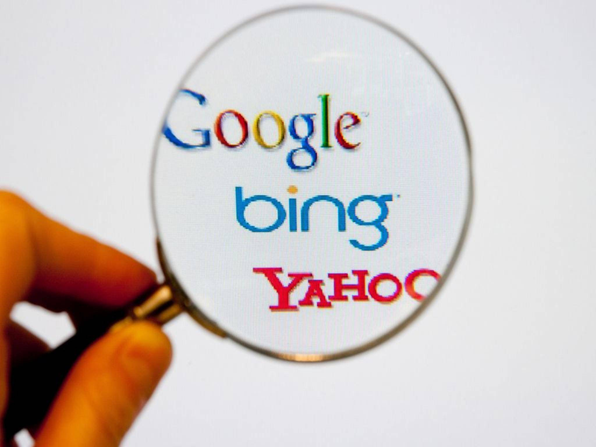 Google, Bing oder Yahoo? Apple  hat die Qual der Wahl.