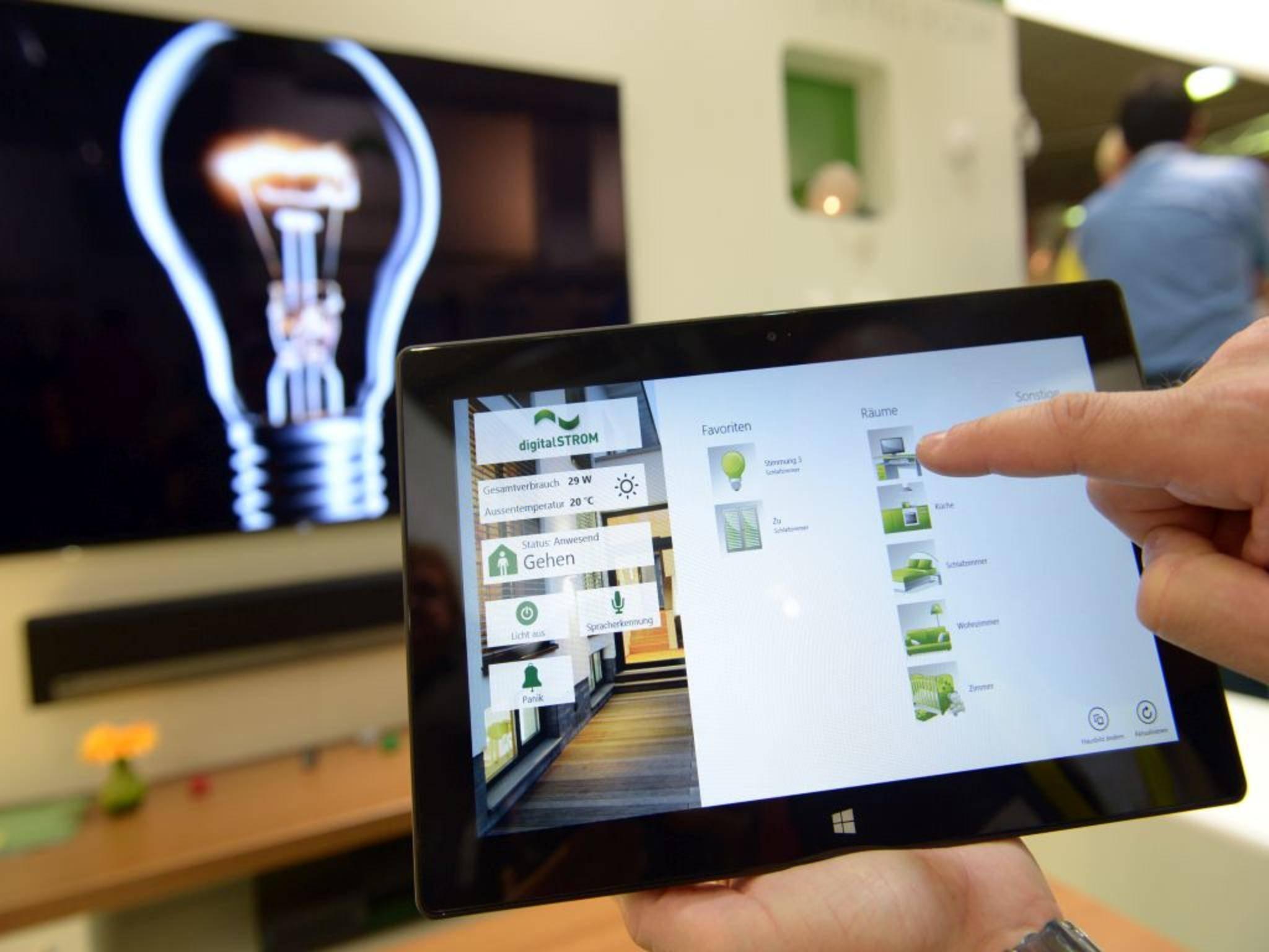 Smart Home: Wie sicher sind meine Daten?