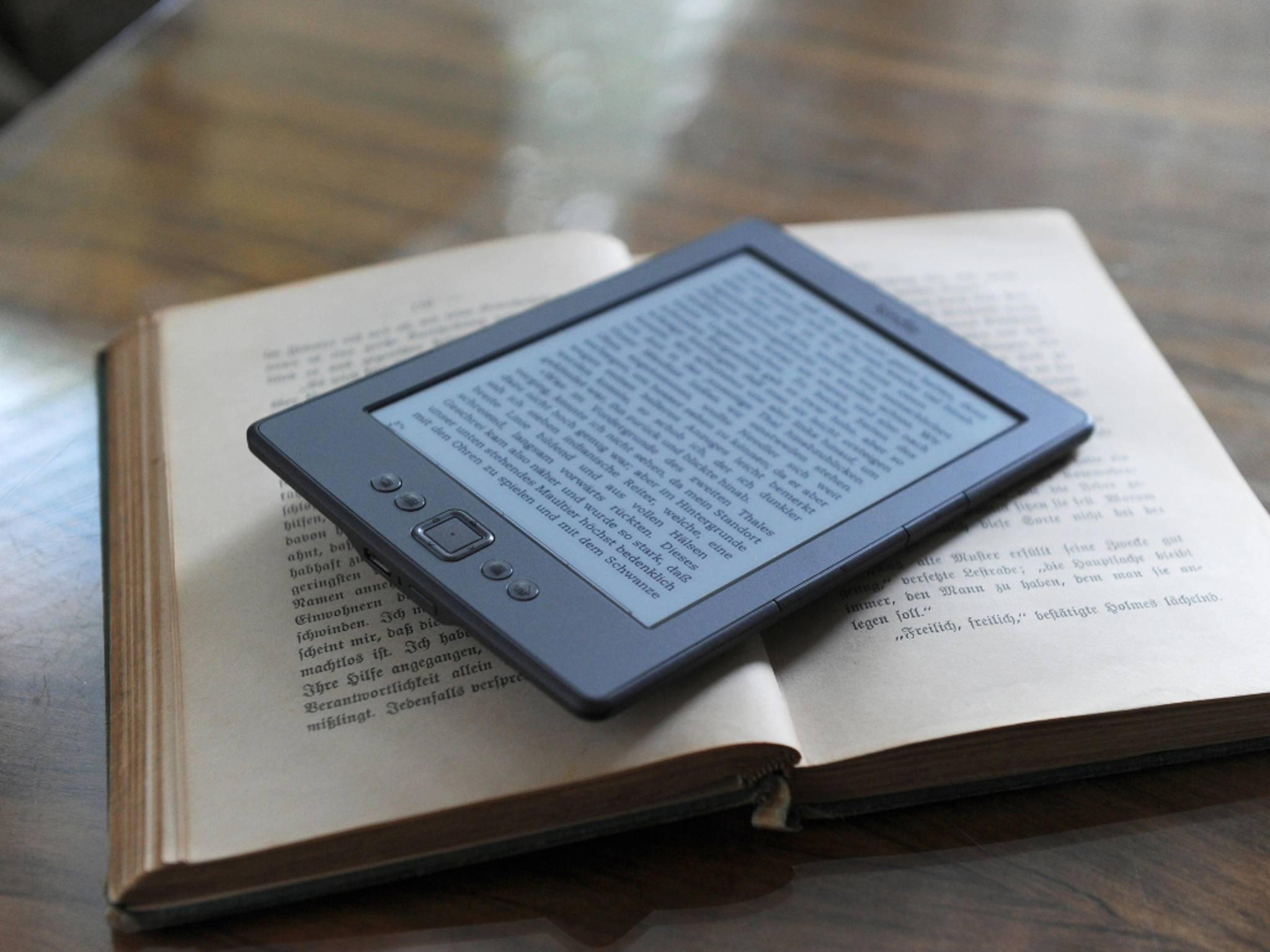 eBooks für den Amazon Kindle müssen nicht unbedingt immer etwas kosten.