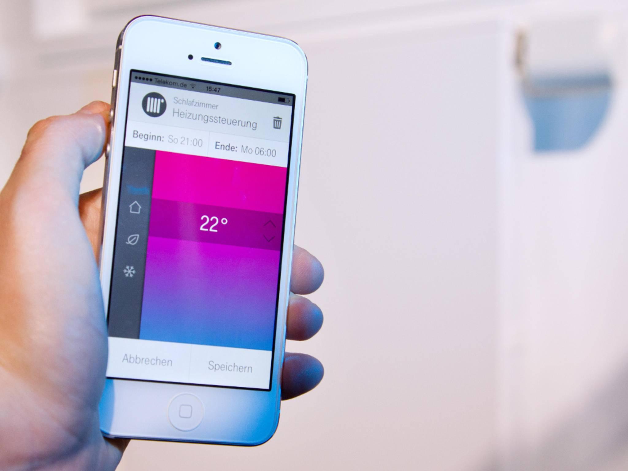 Mit HomeKit sollen alle Smart-Home-Geräte zentral gesteuert werden können.
