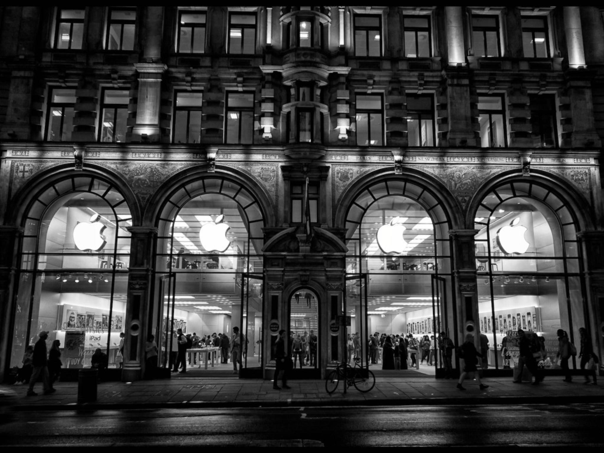 Apple Store in London