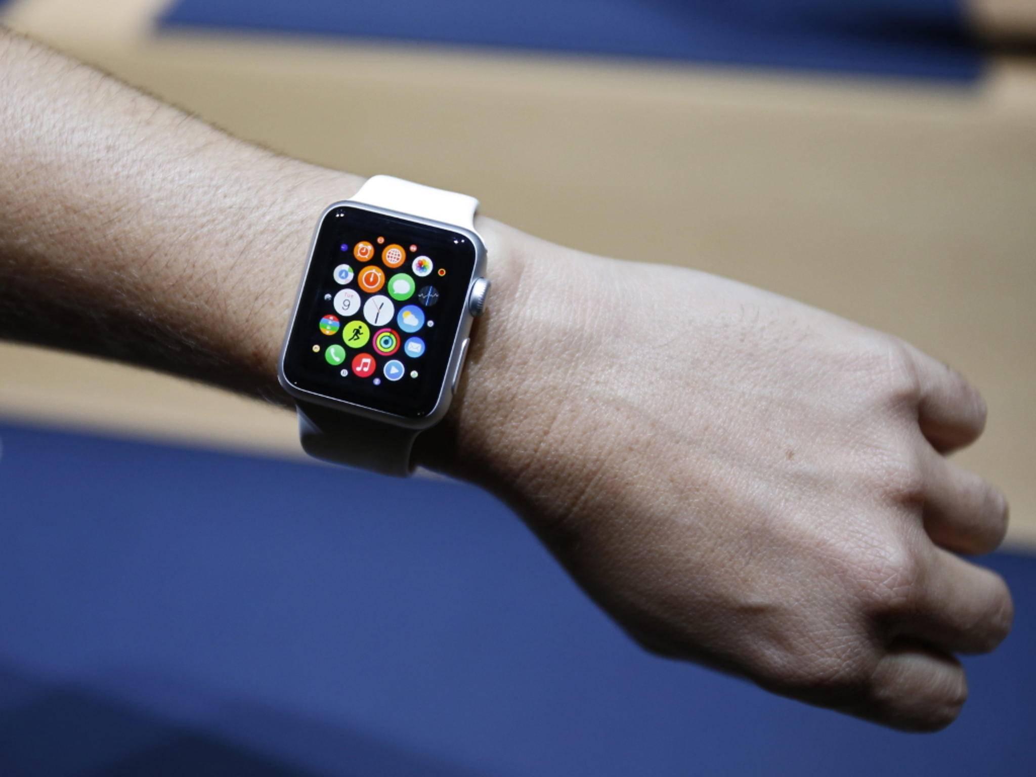 Die Apple Watch wurde auf einer Keynote am 9. September 2014 vorgestellt.