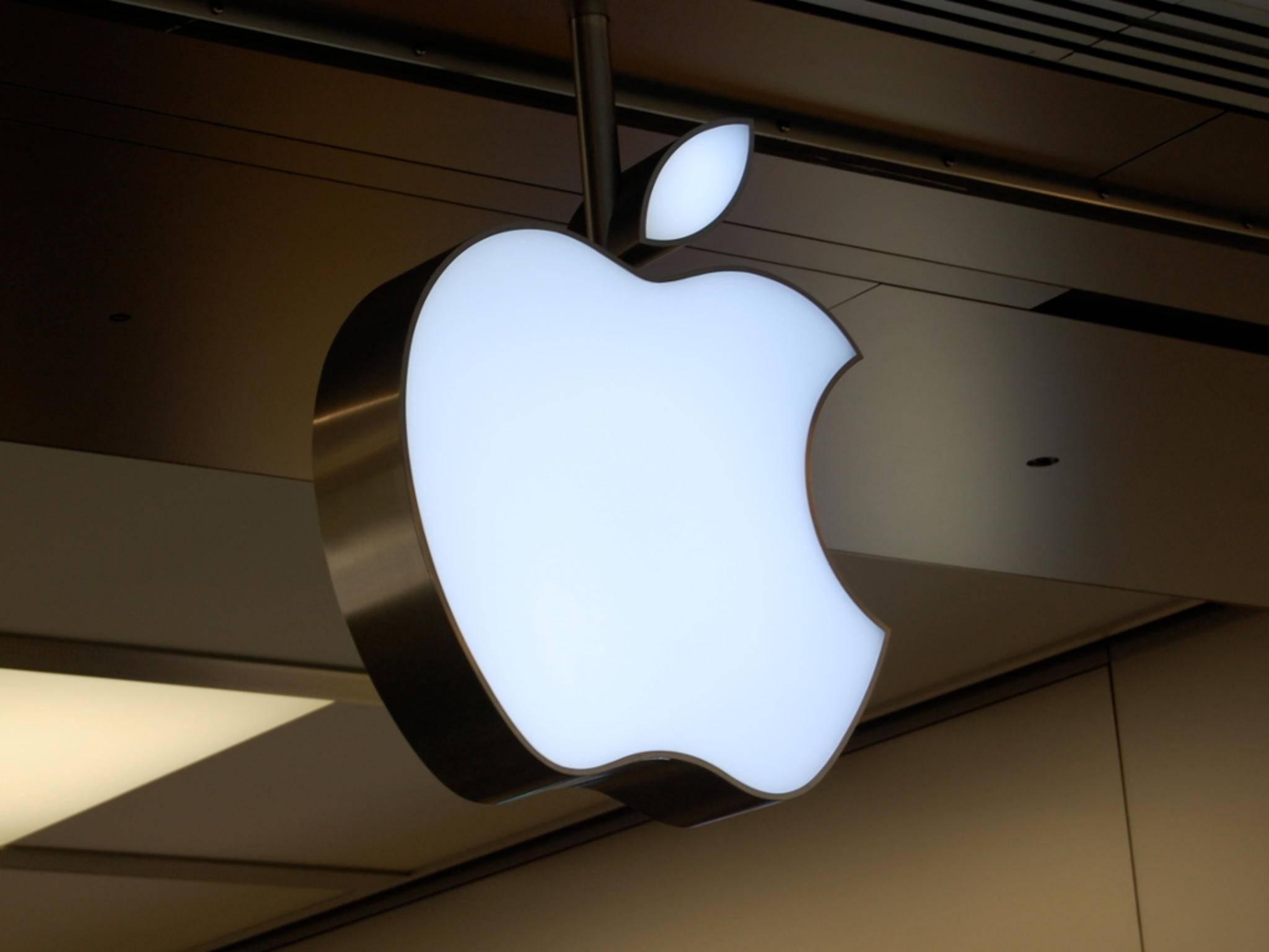Trotz des Einbruchs ist Apple nach wie vor das wertvolltste Unternehmen an der Börse.