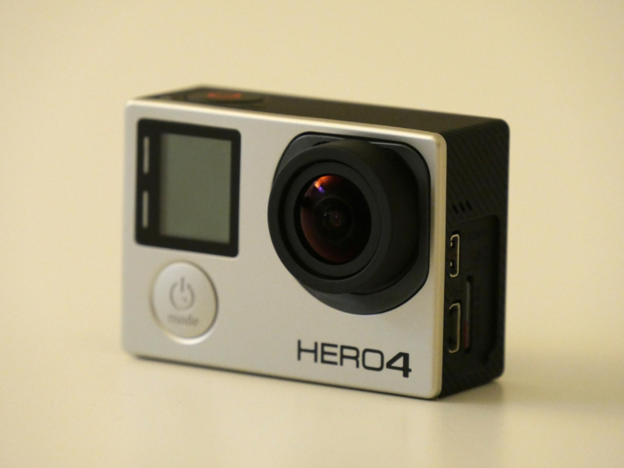 GoPro ist Marktführer in Sachen Action-Cams.