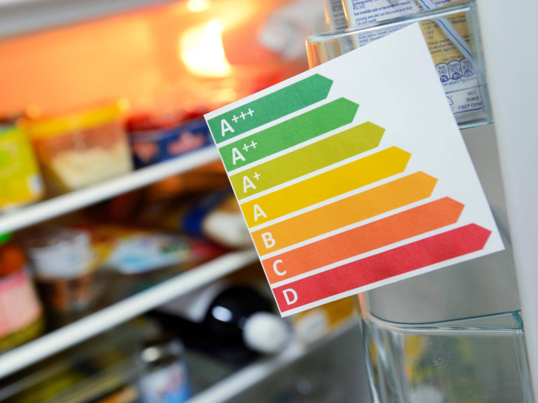 Die richtige Kühlschrank-Temperatur kann sehr viel Geld einsparen.