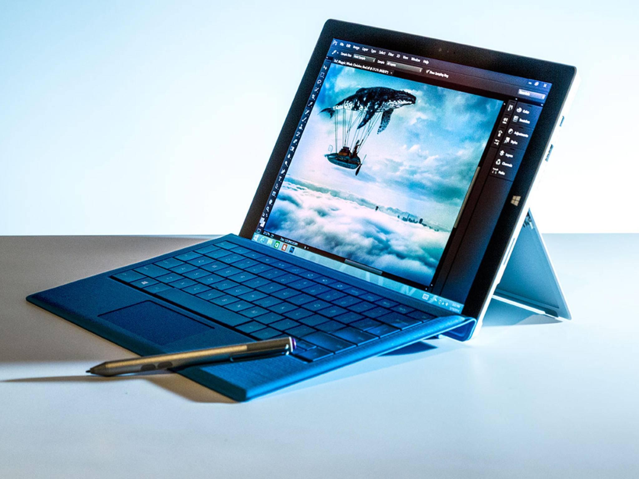 Der Nachfolger des Surface Pro 3 könnte noch im April vorgestellt werden.