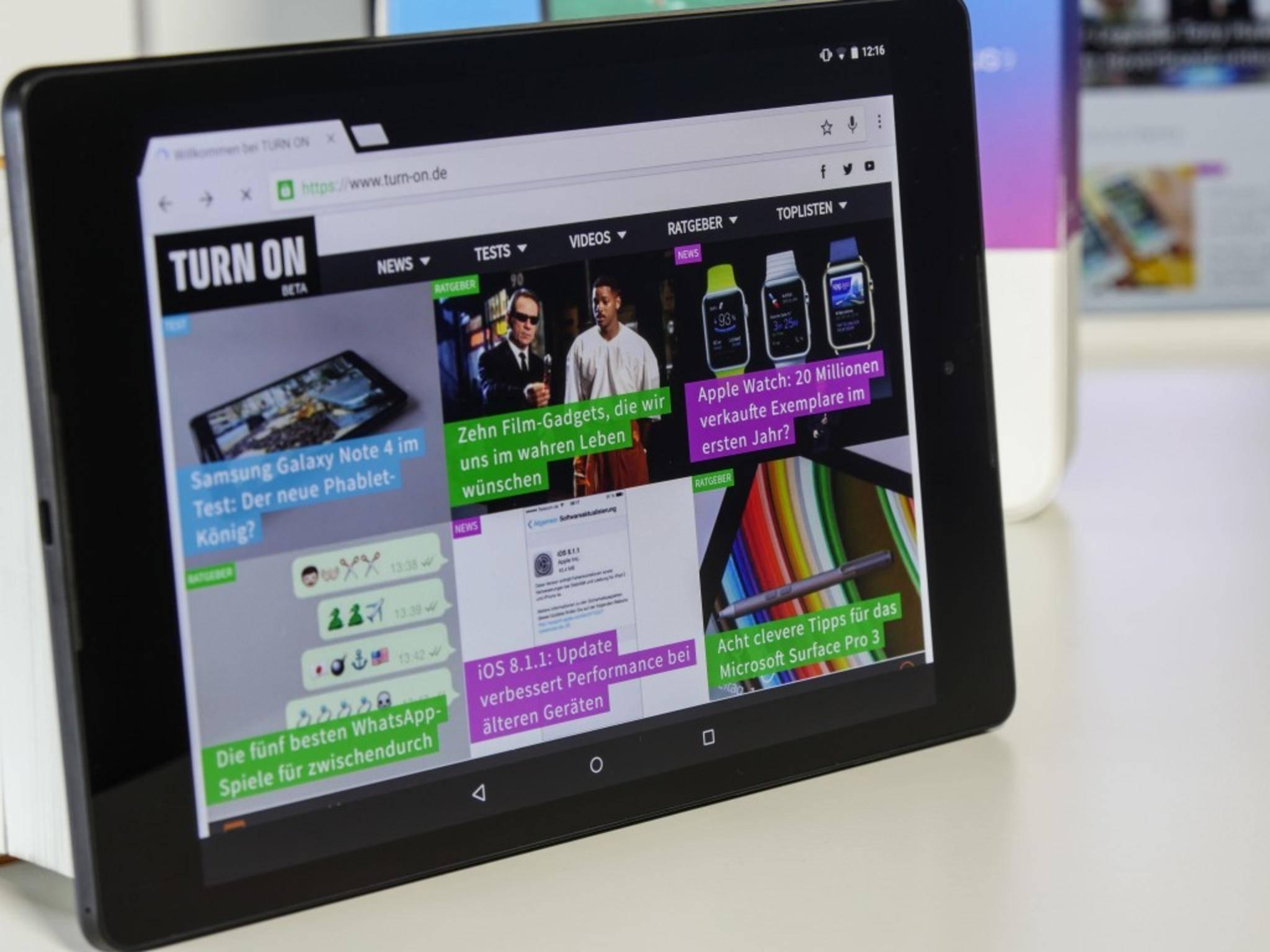 Die Nexus-Reihe von Google bekommt ein weiteres Android-Update.