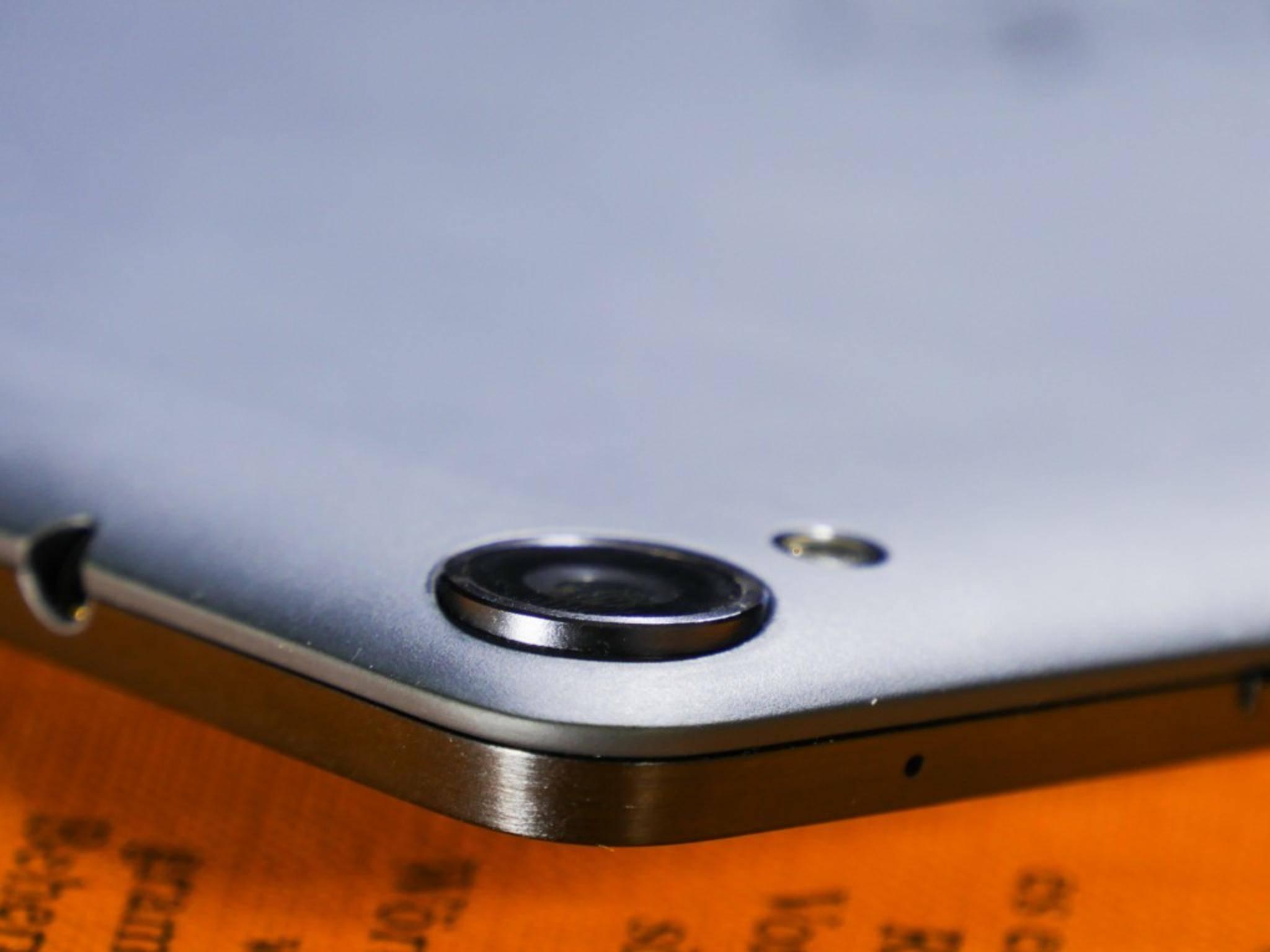 Google Nexus 9 Rückkamera