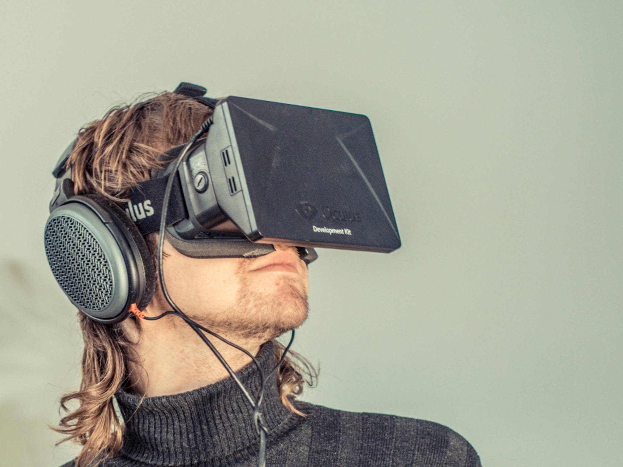 Ein Künstler will die Virtual-Reality-Brille Oculus Rift 28 Tage am Stück tragen.