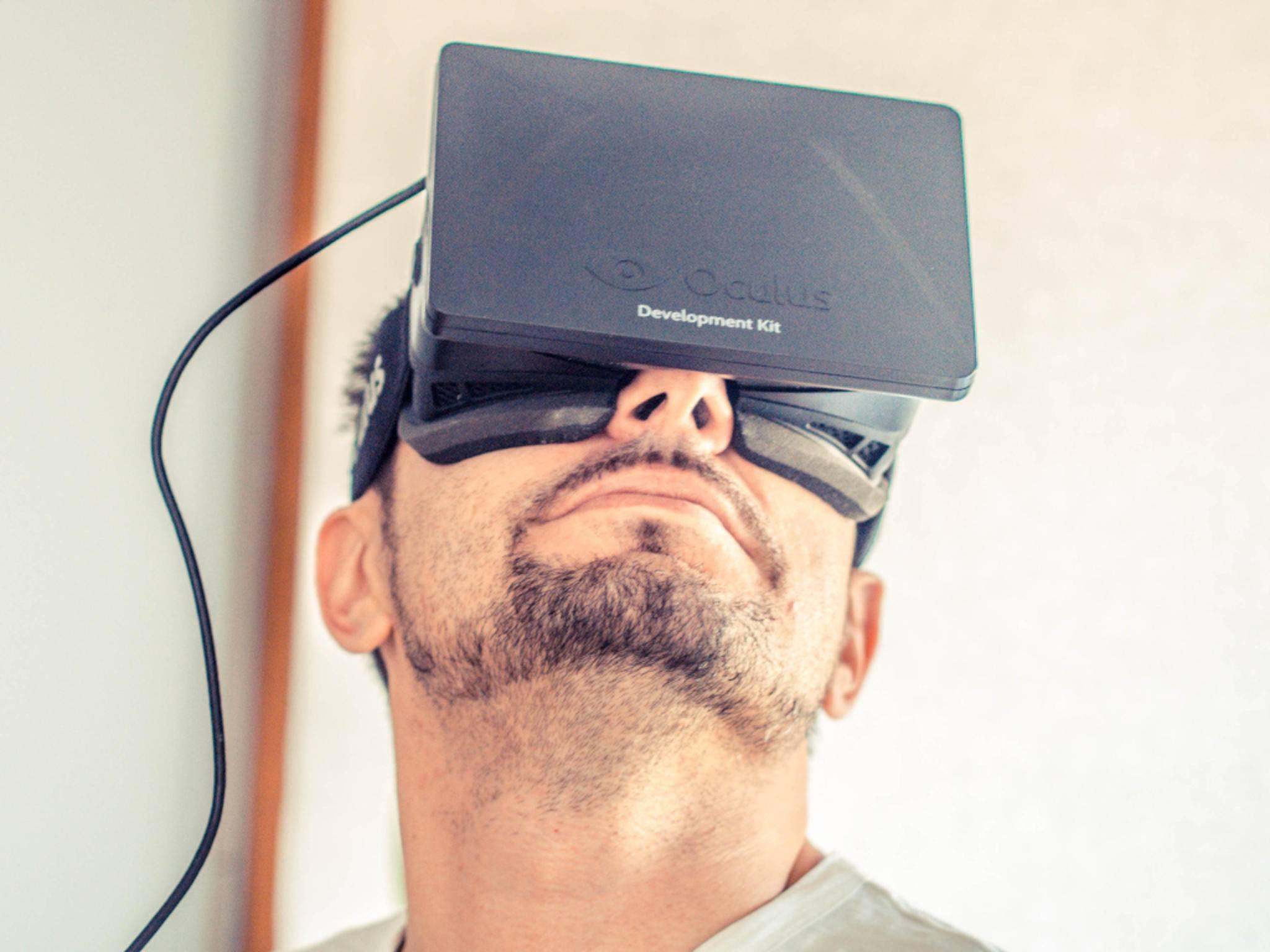Bekommt Oculus Rift demnächst Konkurrenz durch Apple?