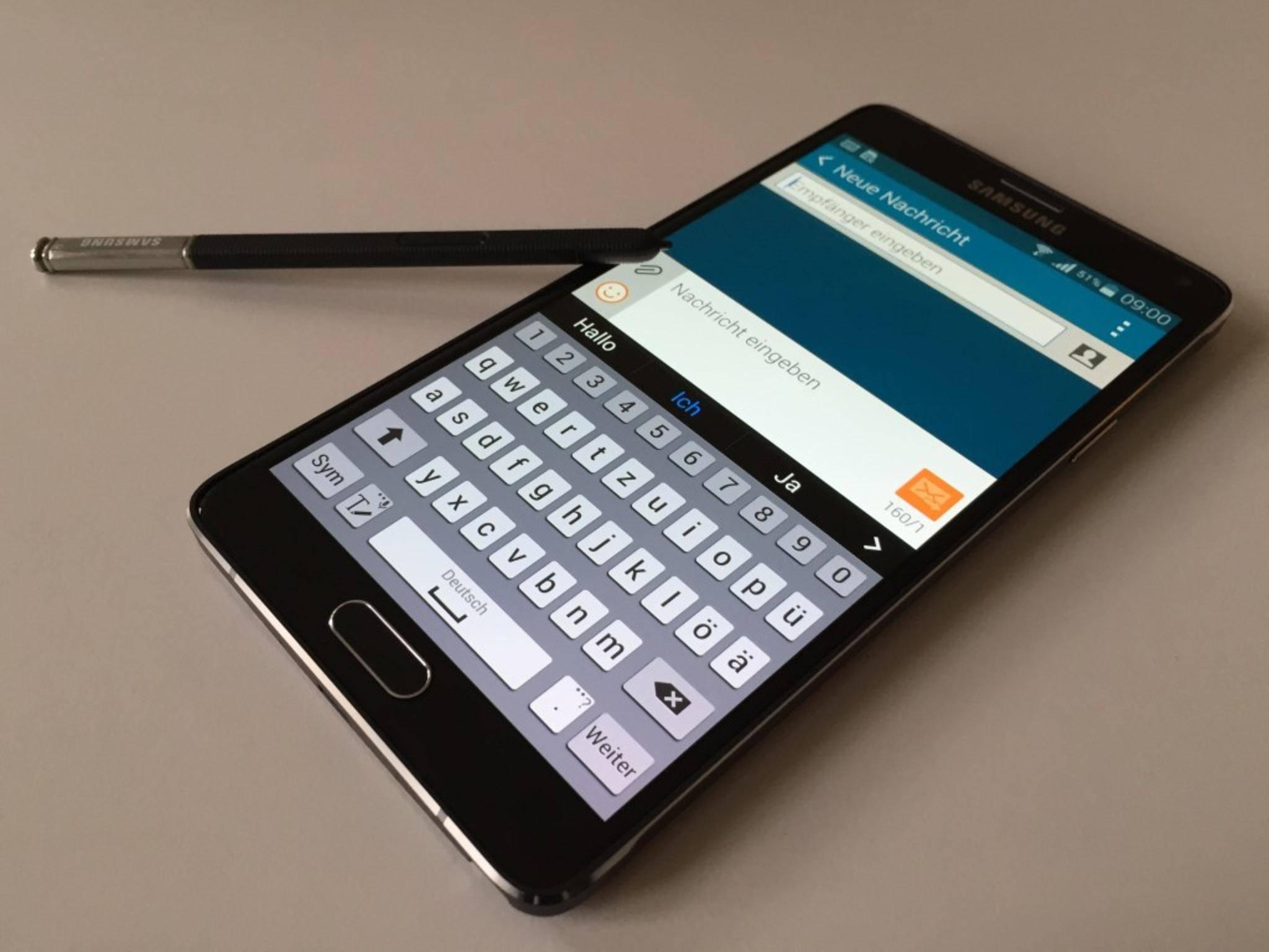 Samsung Galaxy Note 4 S Pen