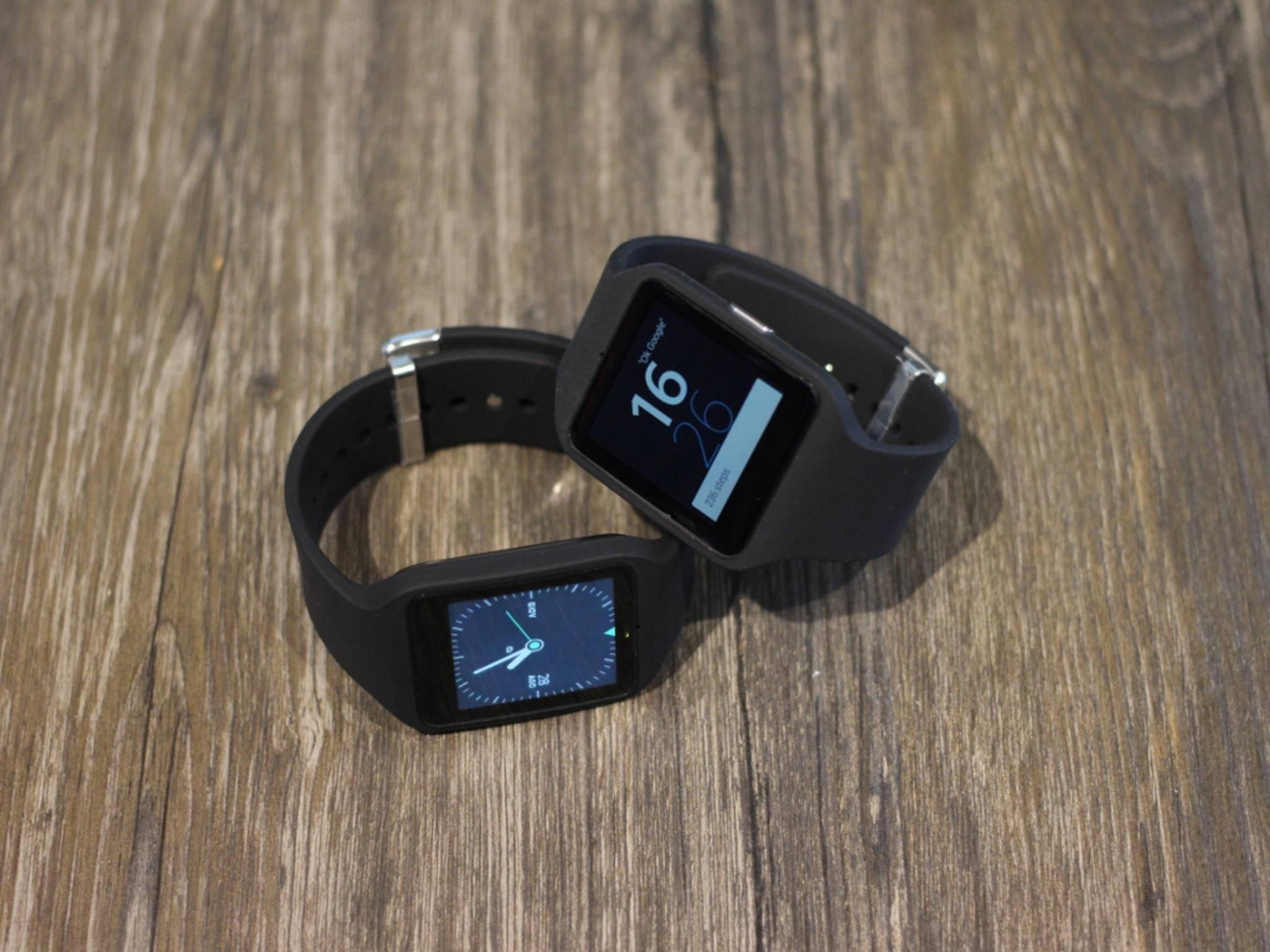 Nach der SmartWatch 3 plant Sony als nächstes offenbar eine E-Paper-Uhr.