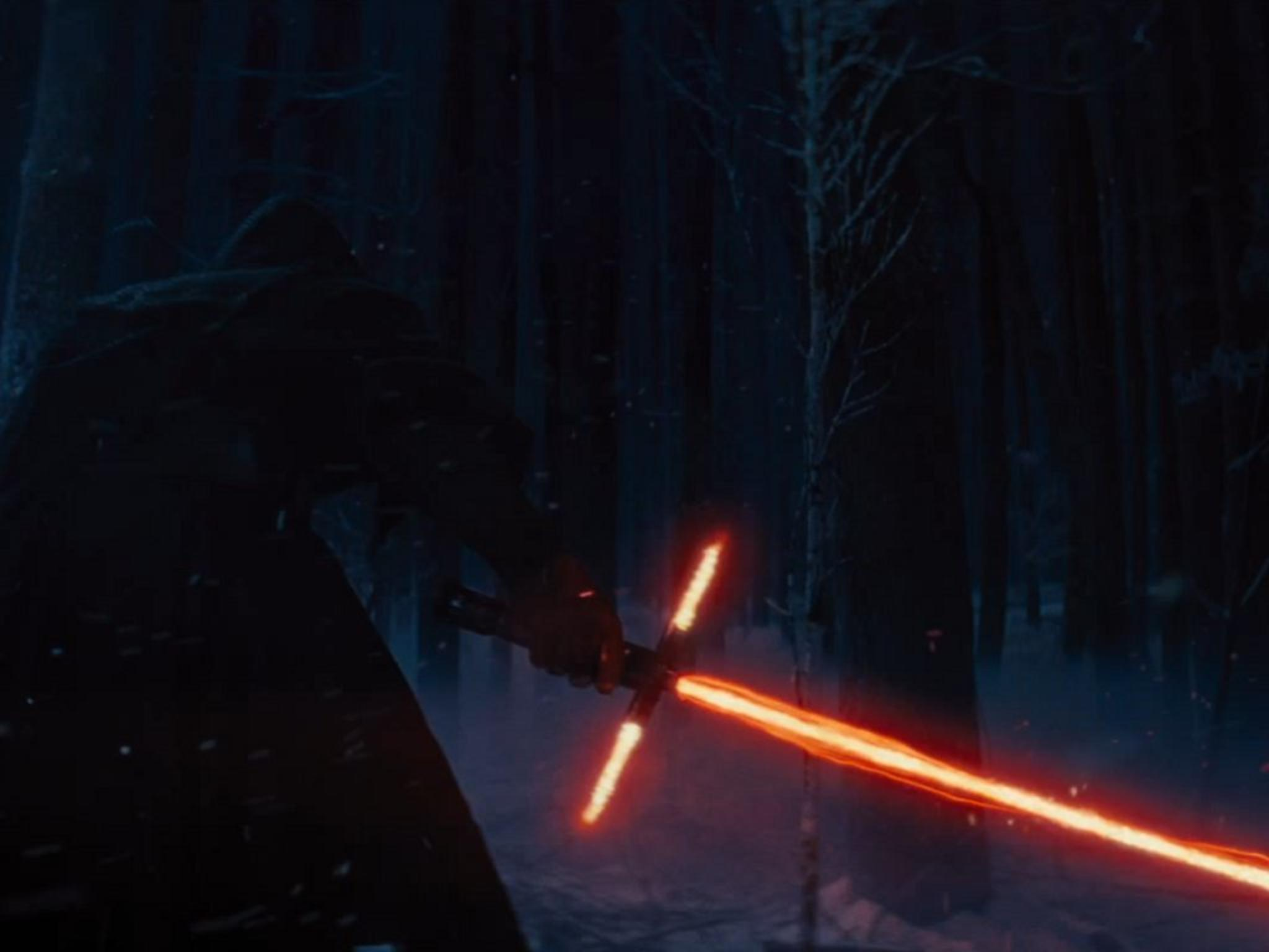 """Ist das der iSaber? Indirekt könnte Apple für das neue """"Star Wars""""-Lichtschwert verantwortlich sein."""