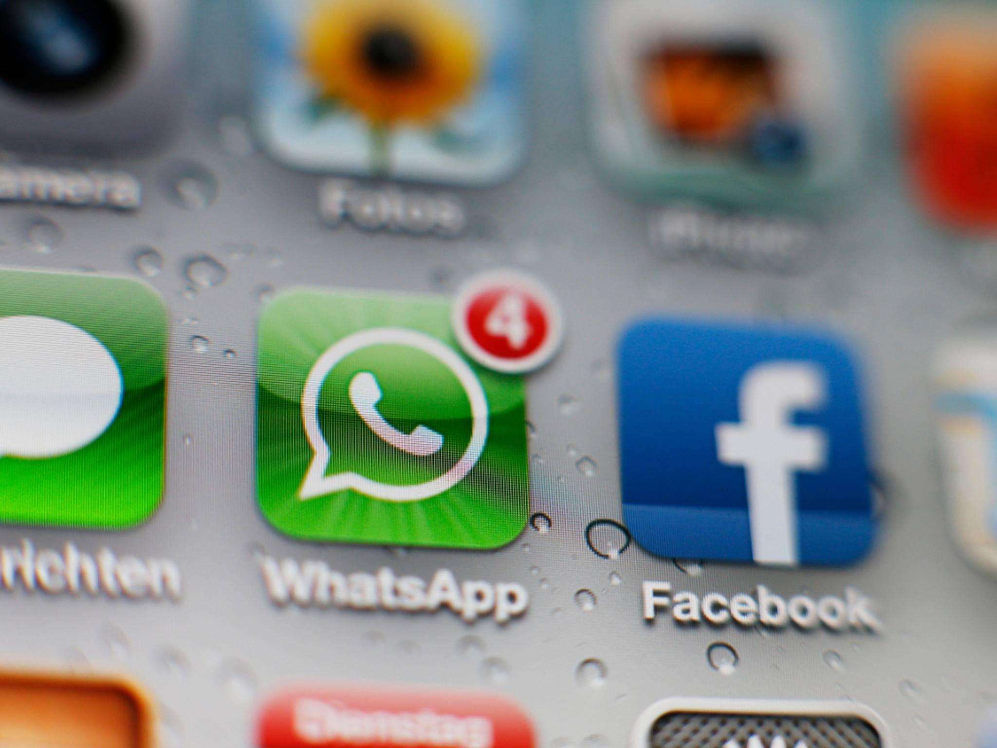 WhatsApp zeigt nach einem Update an, ob Meldungen gelesen wurden.