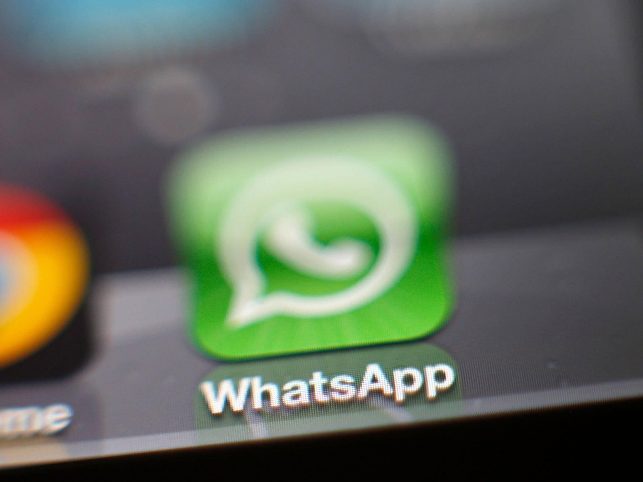 Viele WhatsApp-Nutzer waren über die neuen Lesebestätigungen verärgert.