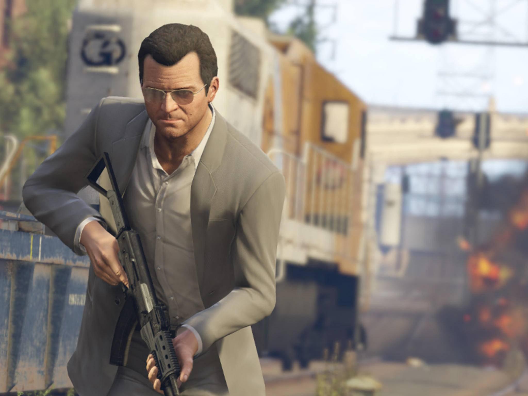 """Geradezu kriminell erfolgreich: """"GTA 5"""" hält den Verkaufsrekord auf dem Spielemarkt."""