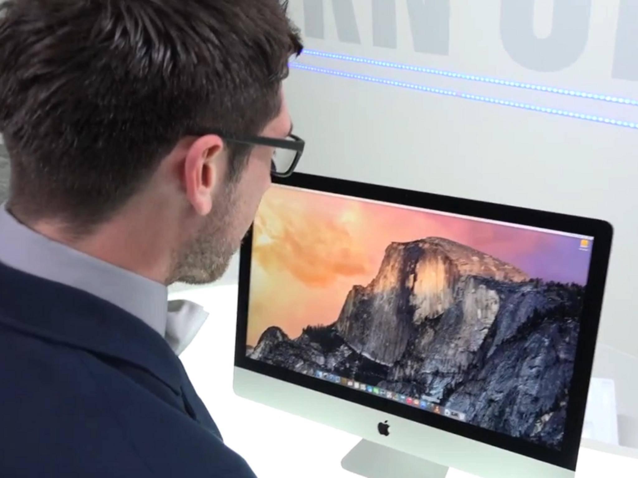 In unserem Hands-On wirft Alex einen Blick auf den iMac 5K.