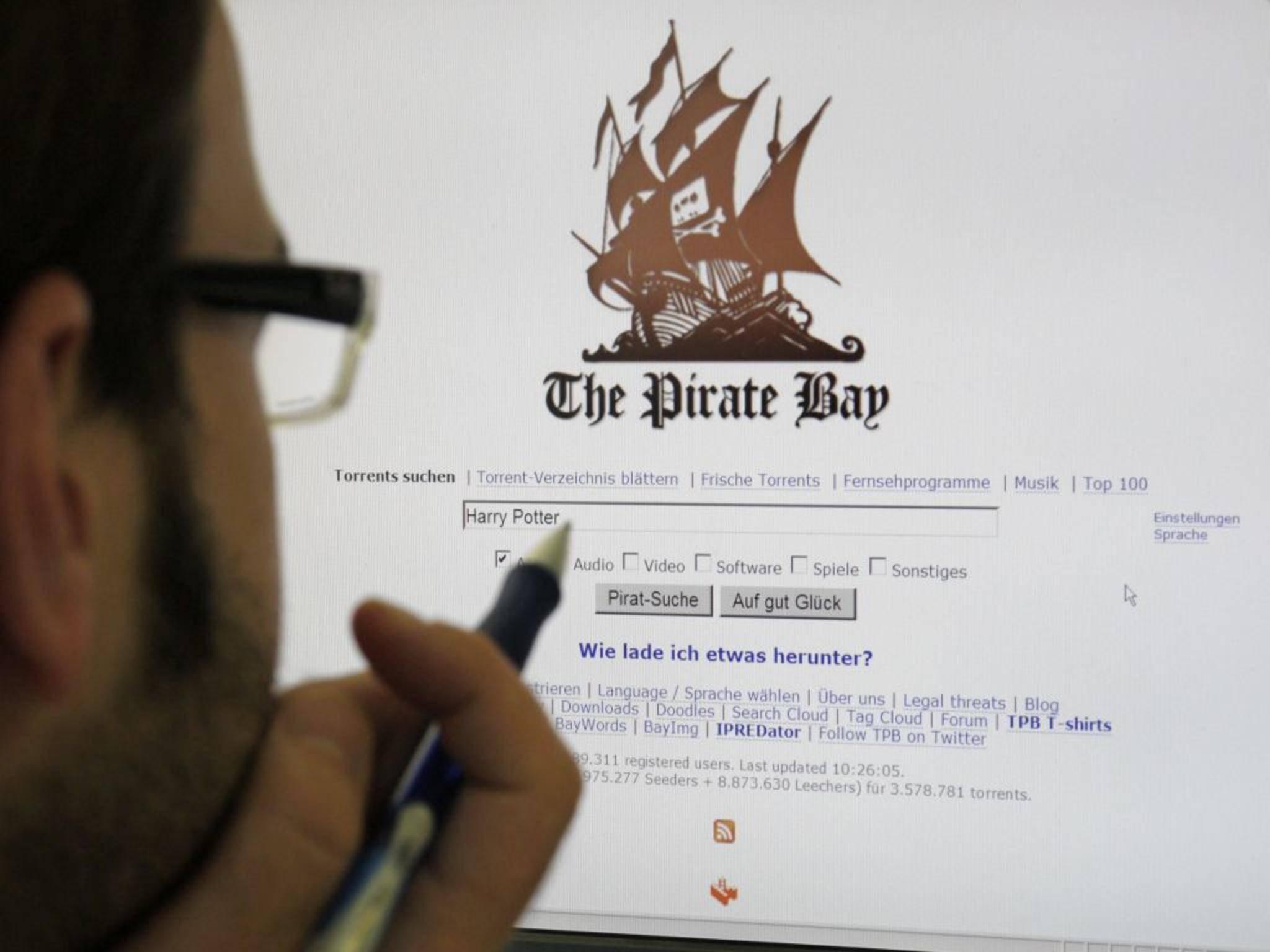Filesharer gucken ab heute in die Röhre: The Pirate Bay ist vom Netz genommen.