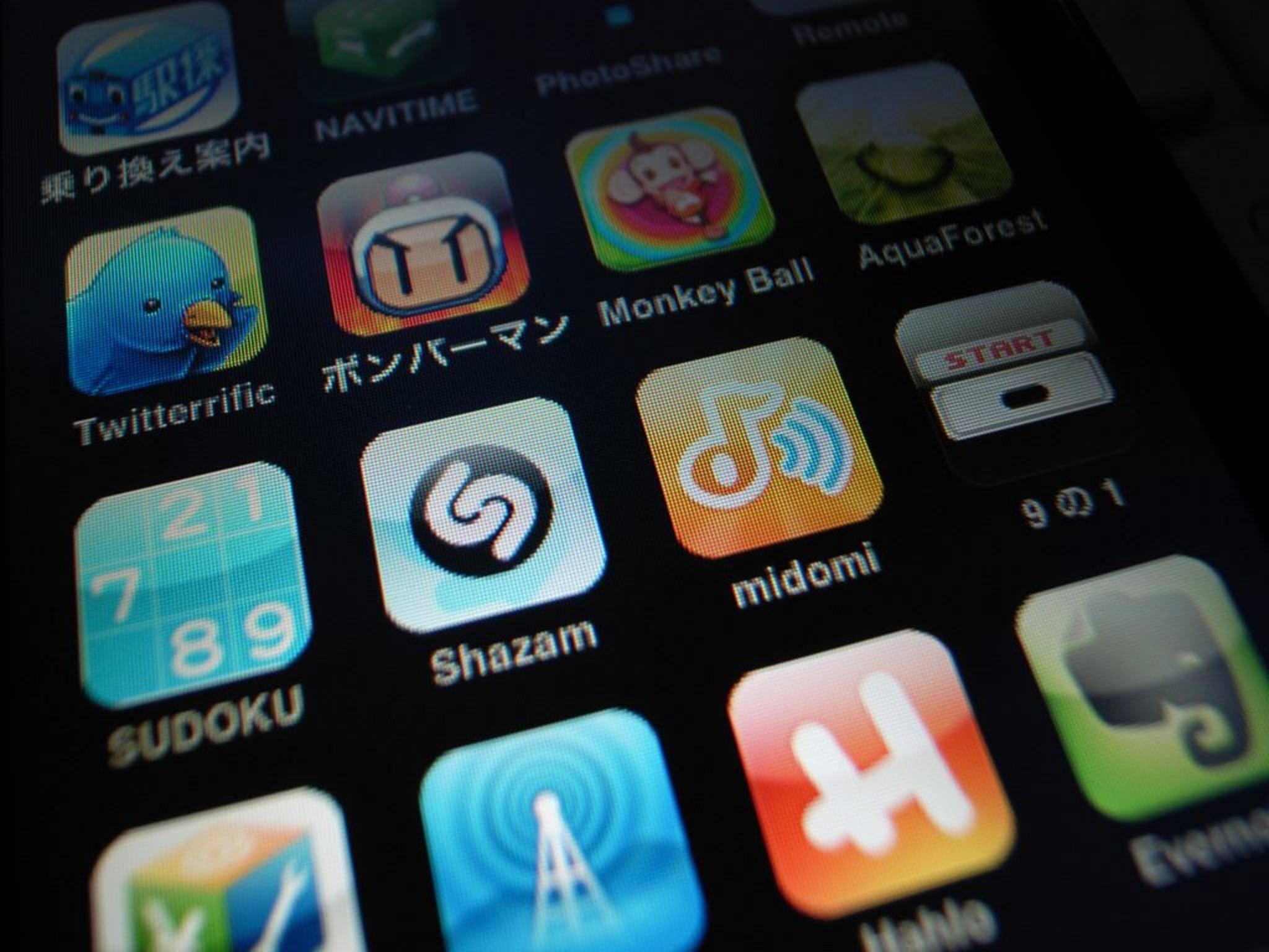Shazam möchte mit einer neuen App auch Produkte identifizieren.