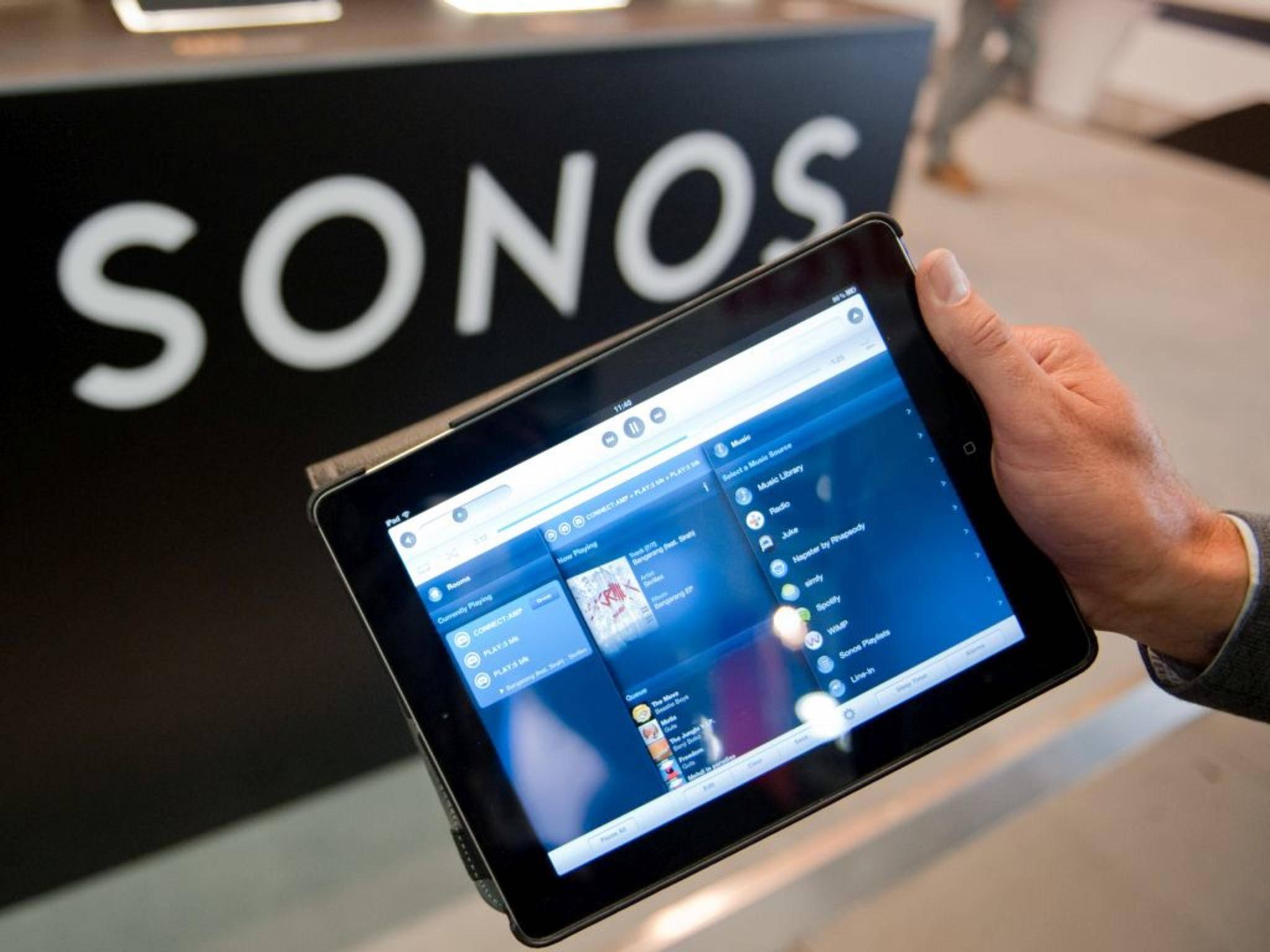 Das neue Sonos-Update bringt viele nützliche Verbesserungen mit sich.