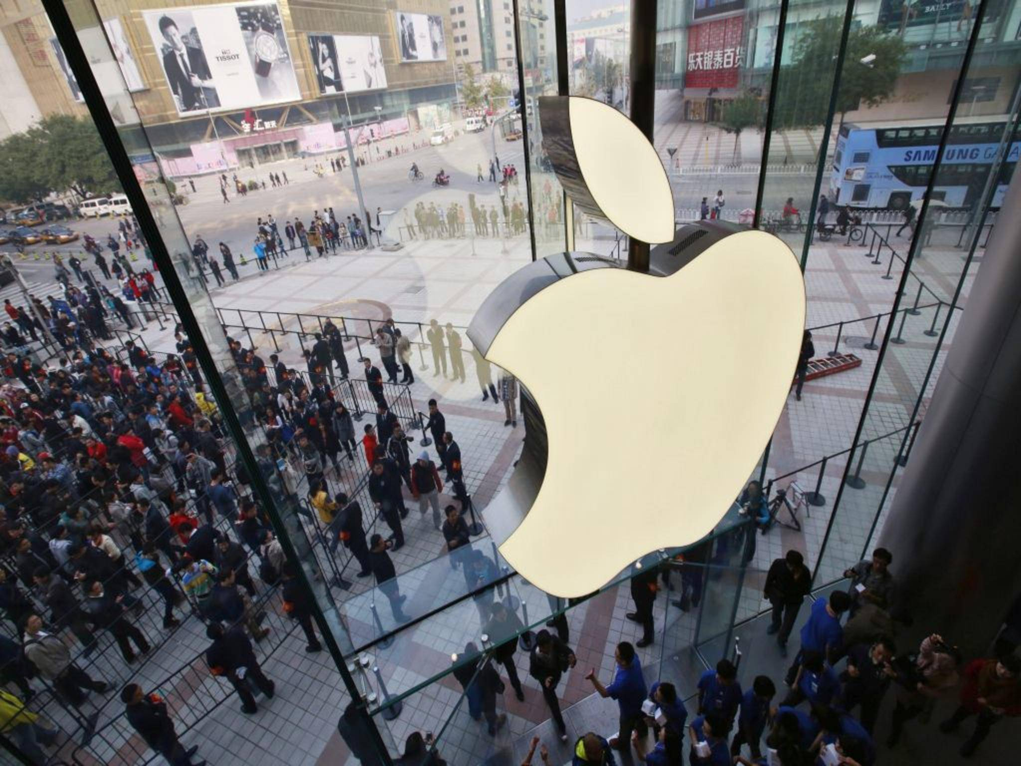 Laut Zulieferern in China wird Apple 2015 ein kleineres iPhone-Modell veröffentlichen.
