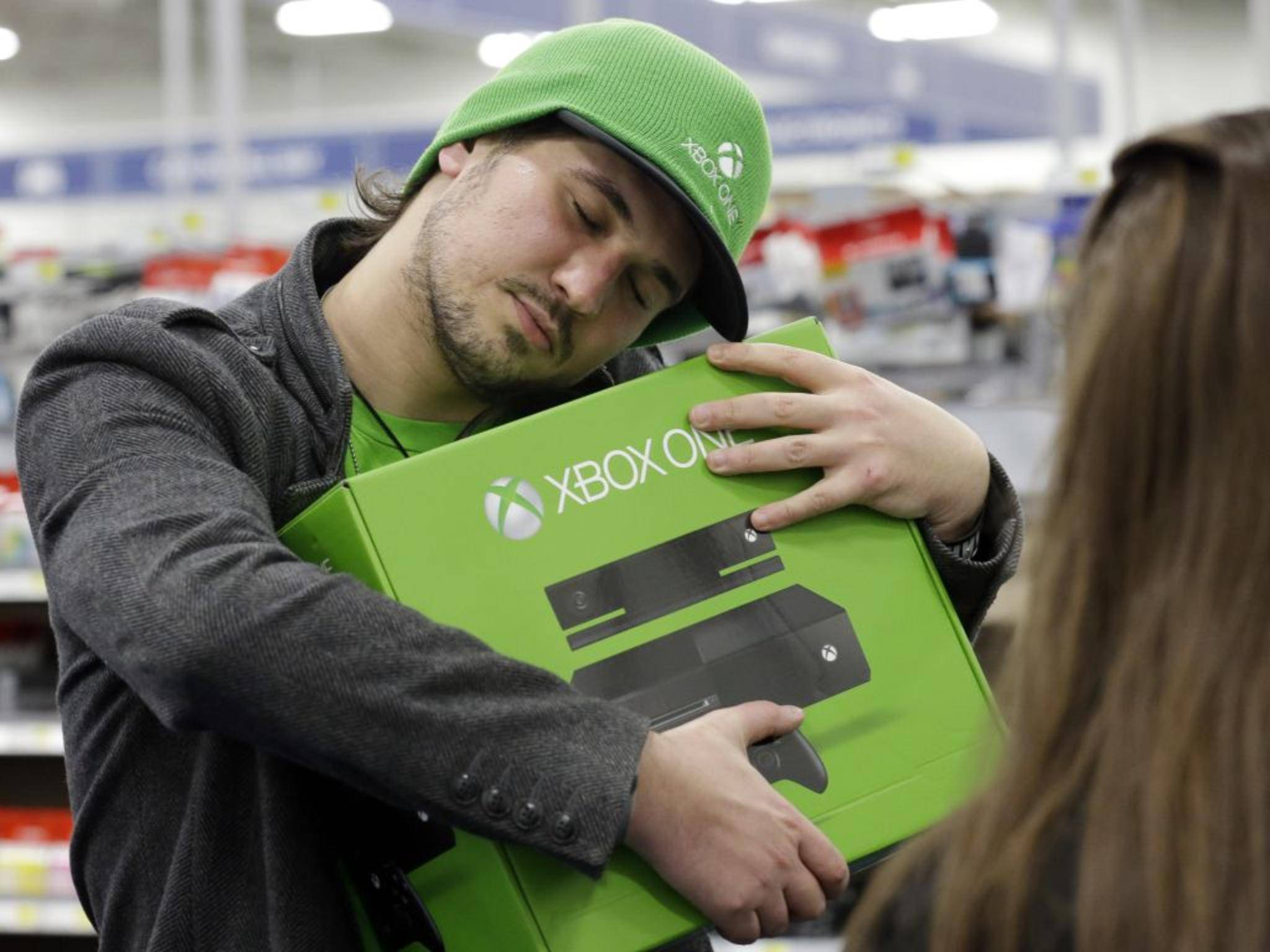 Zum Knuddeln: Immer mehr Gamer greifen zur Xbox One.