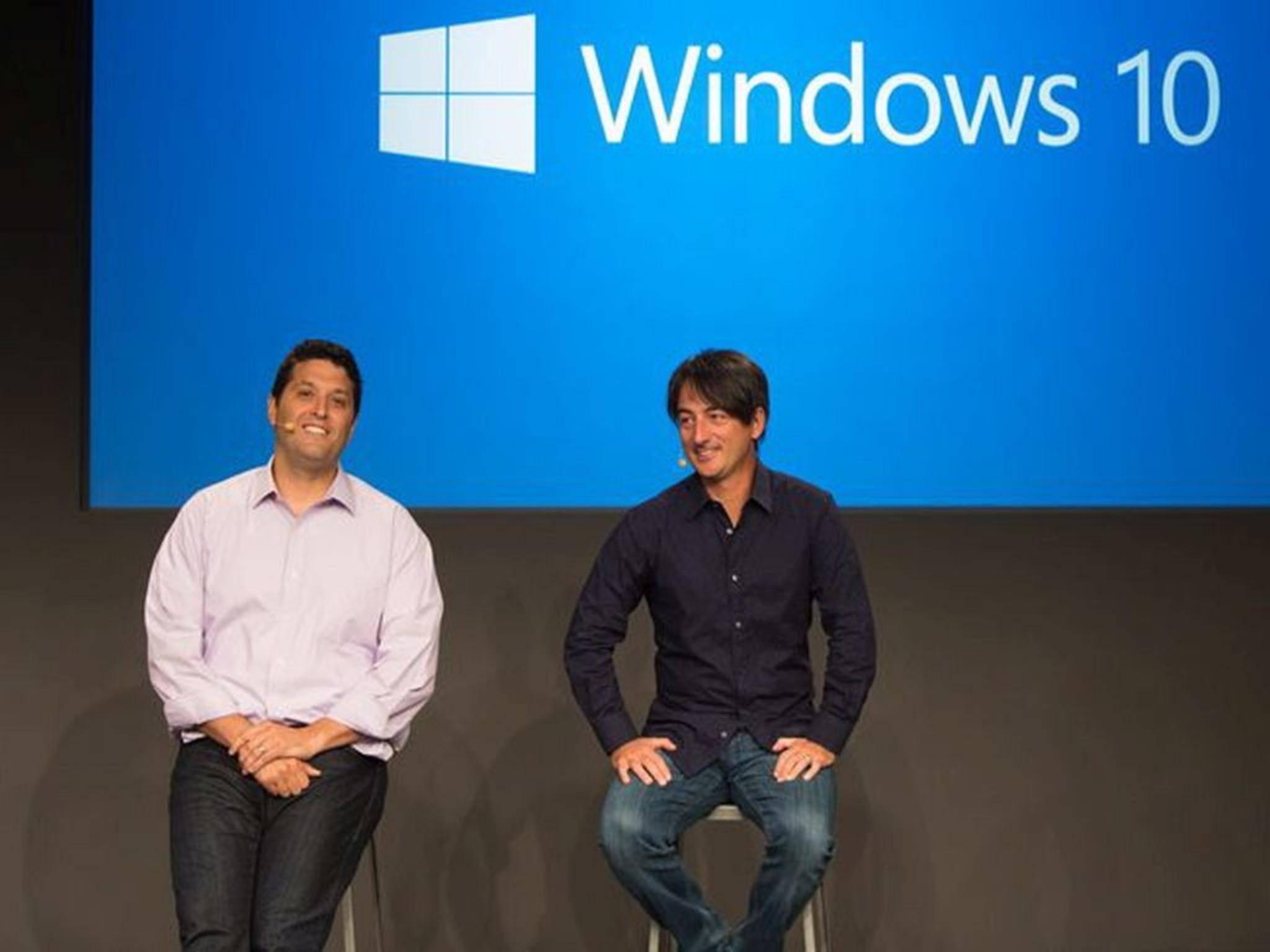 Windows 10: Lange vor Release wurden jetzt neue Infos bekannt.