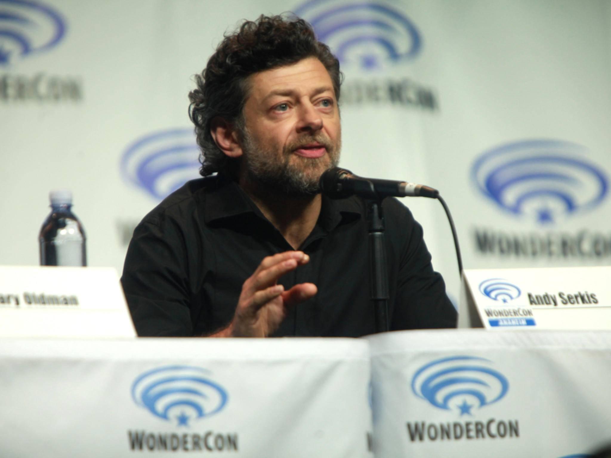 """Andy Serkis spielt ebenfalls im nächsten """"Star Wars""""-Teil mit."""